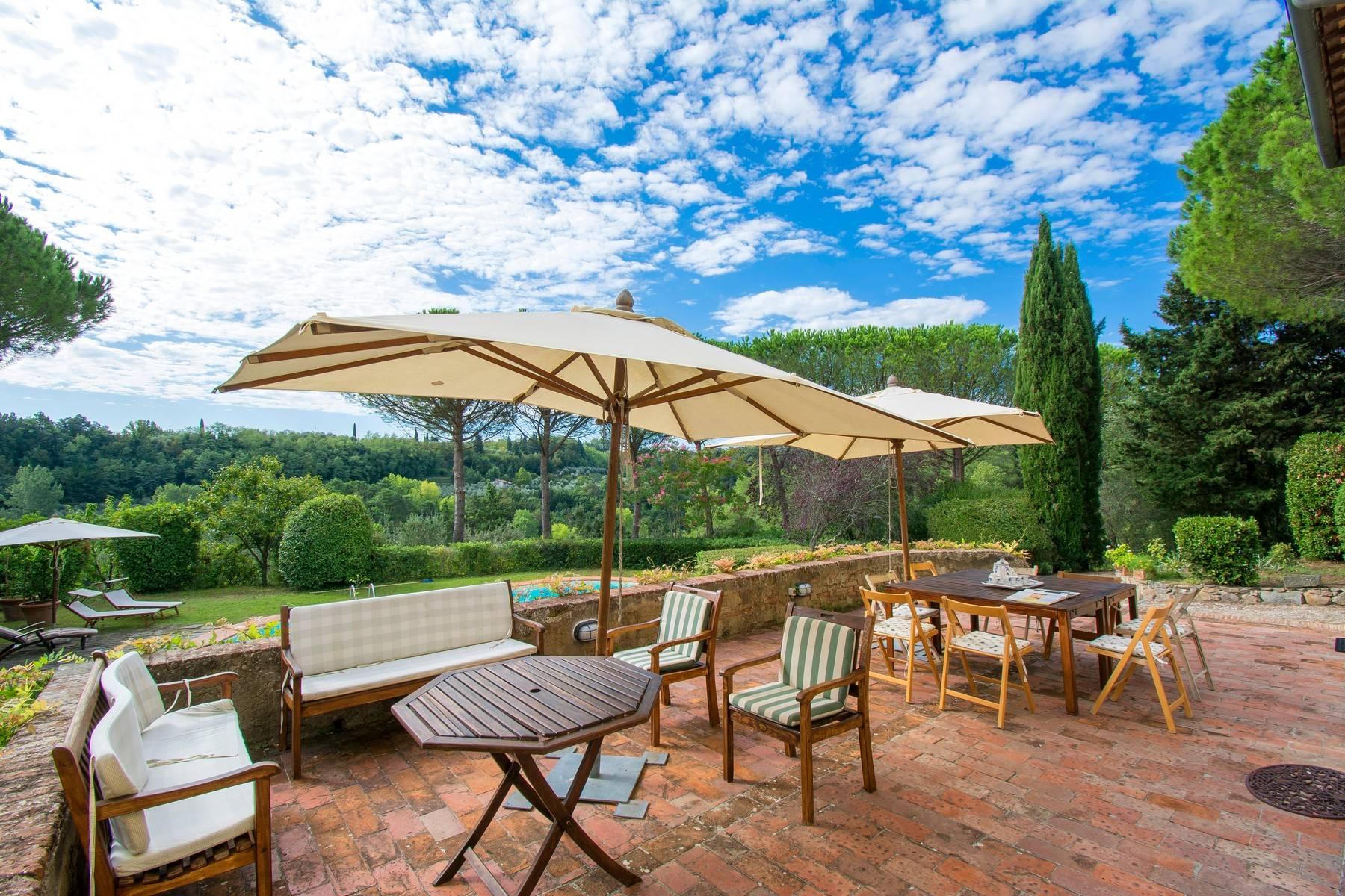 Villa in Vendita a Montopoli In Val D'Arno: 5 locali, 400 mq - Foto 9