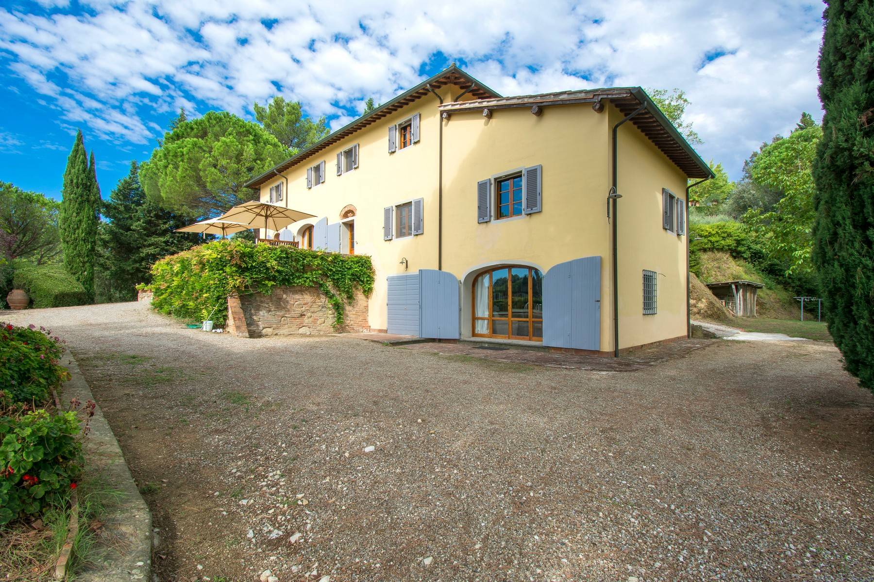 Villa in Vendita a Montopoli In Val D'Arno: 5 locali, 400 mq - Foto 2
