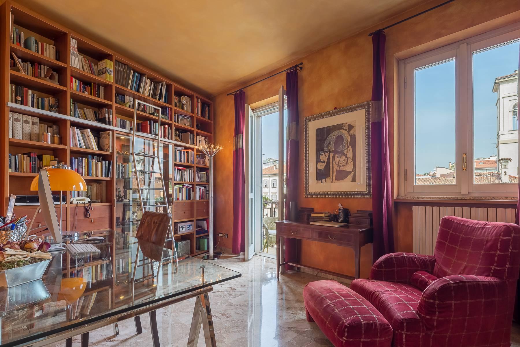 Appartamento in Vendita a Milano: 5 locali, 320 mq - Foto 11