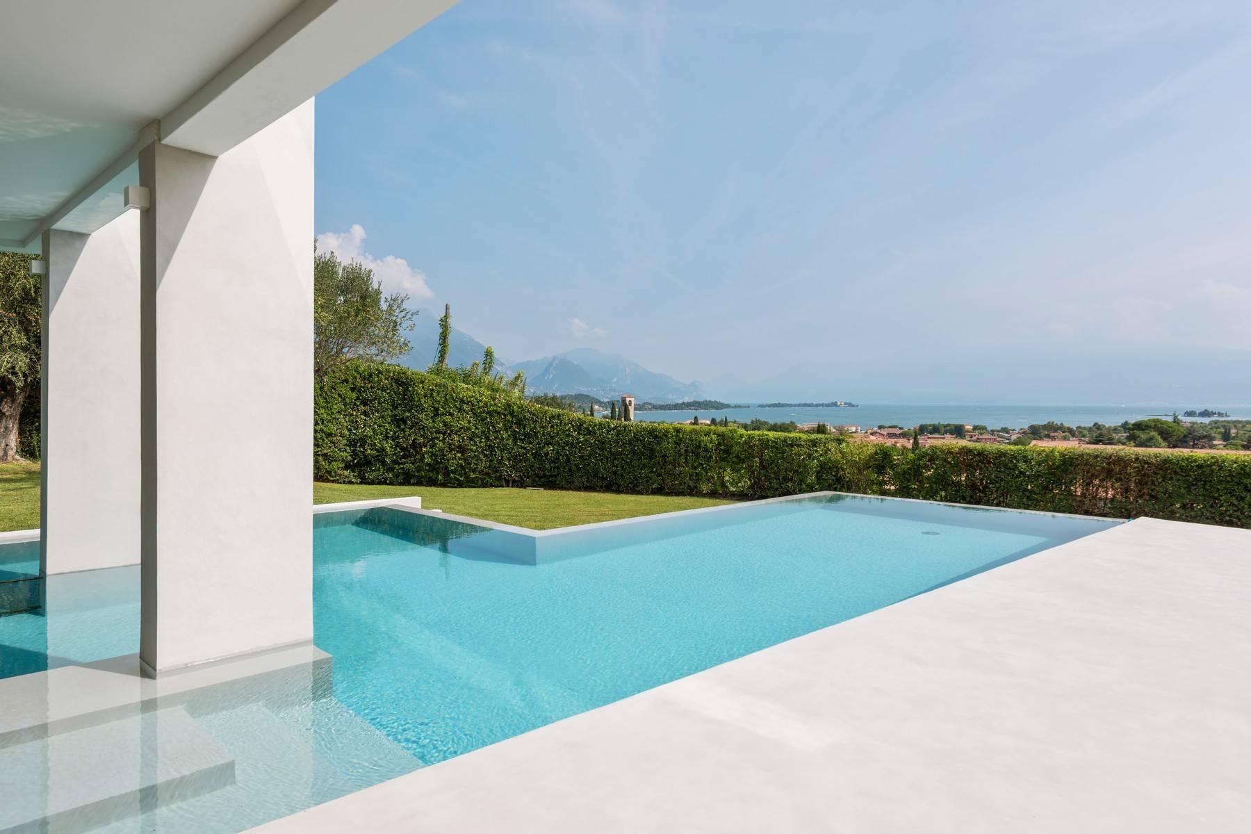 Villa in Vendita a Manerba Del Garda: 5 locali, 355 mq - Foto 20