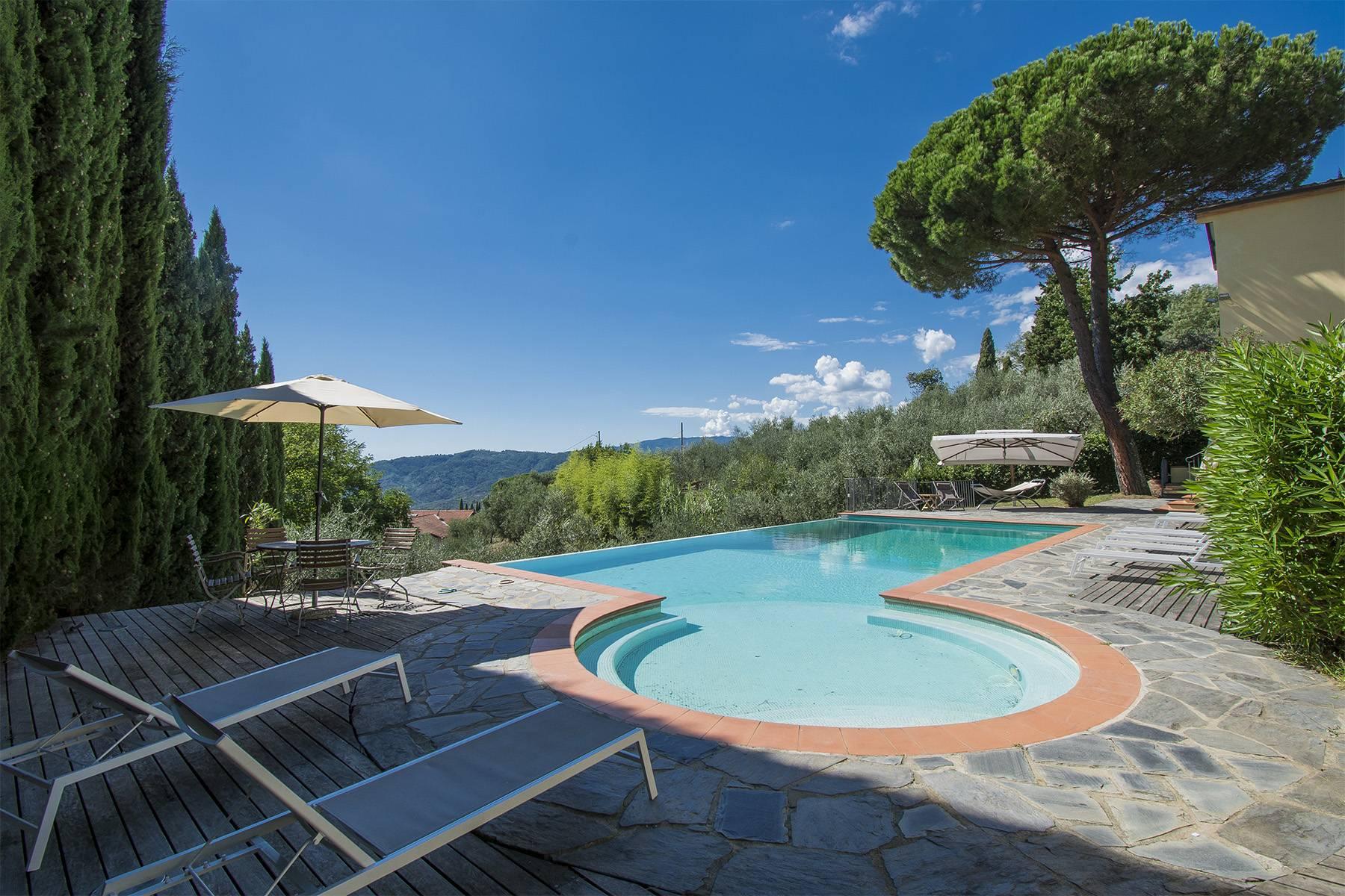 Villa in Vendita a Montecatini-Terme: 5 locali, 250 mq - Foto 2