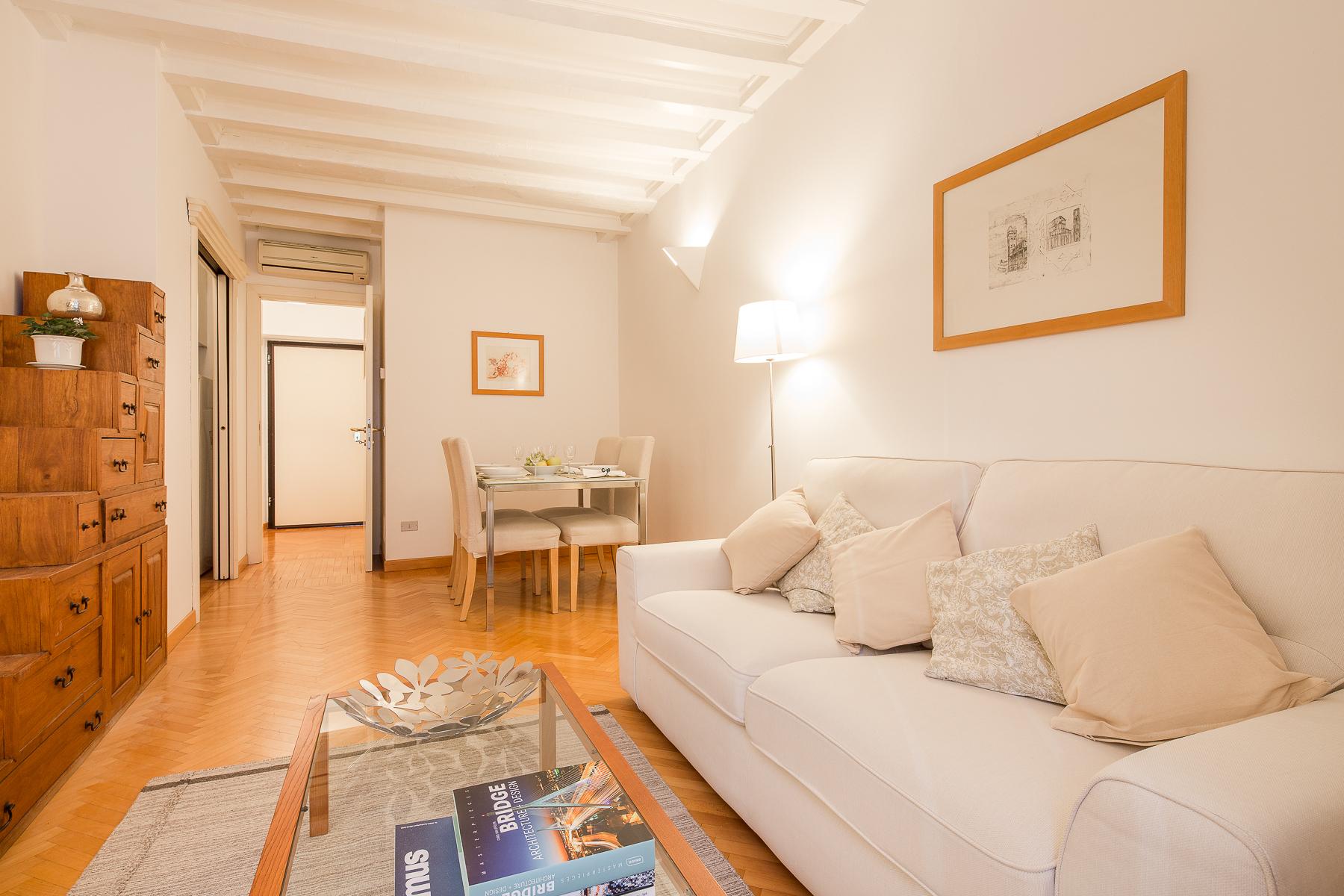 Appartamento in Affitto a Milano via del torchio