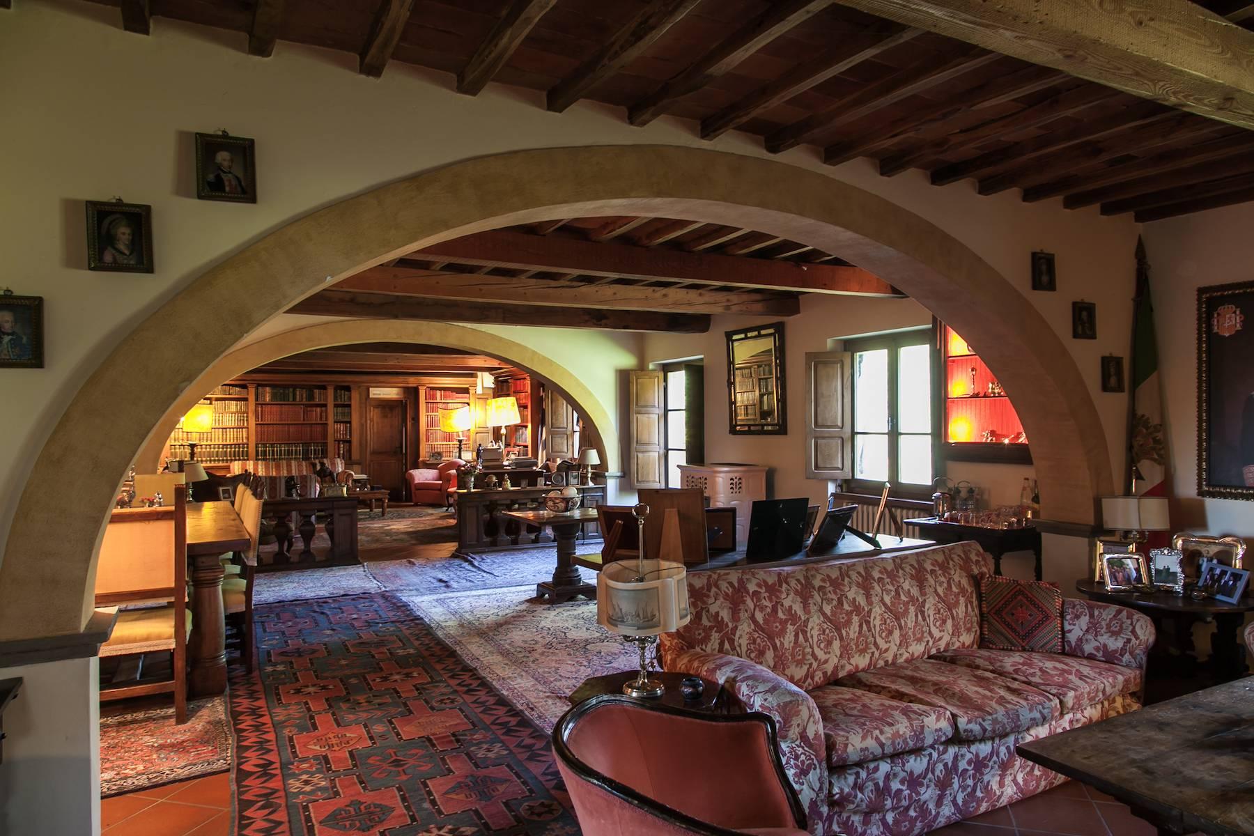 Villa in Vendita a Castiglion Fibocchi: 5 locali, 600 mq - Foto 8