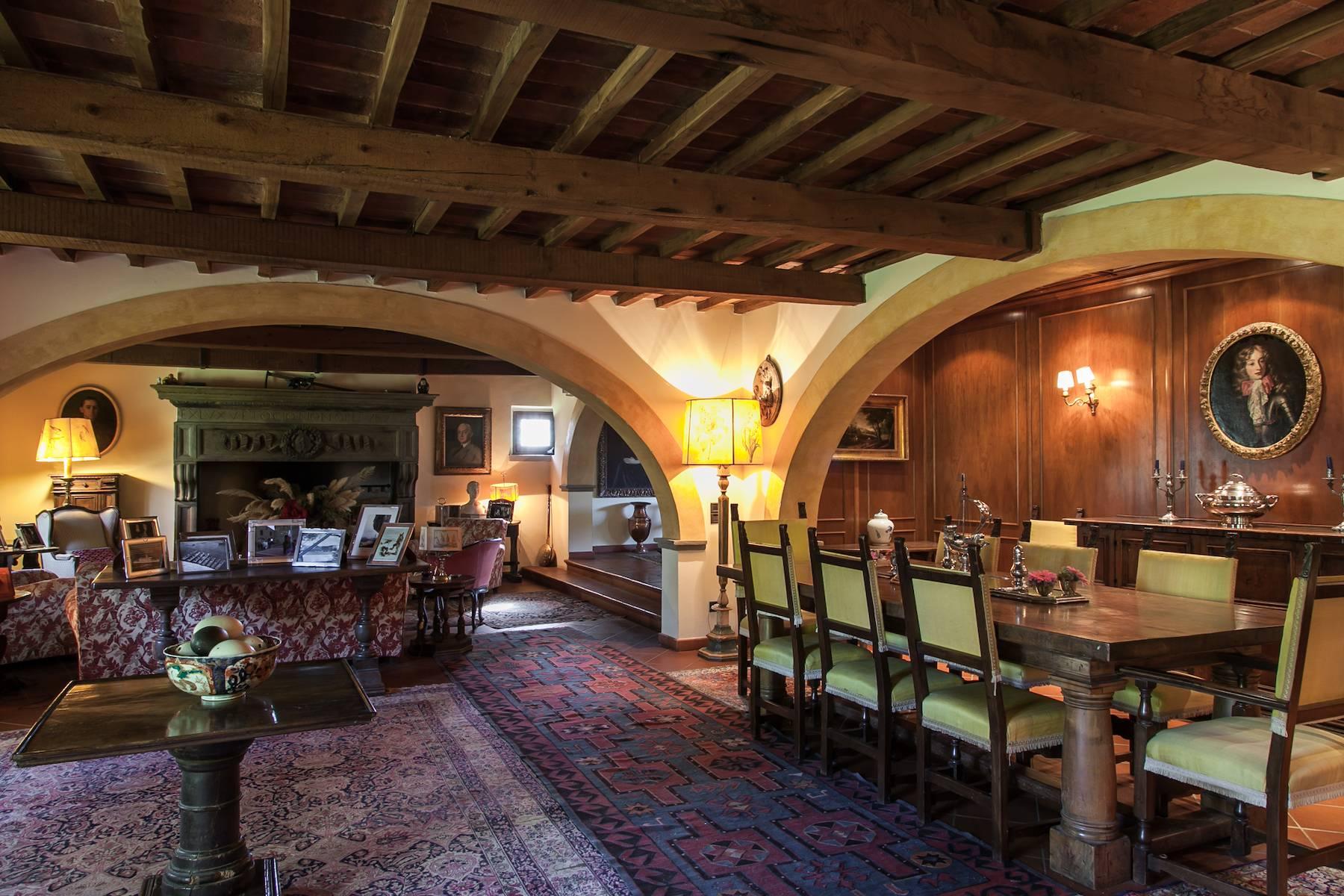 Villa in Vendita a Castiglion Fibocchi: 5 locali, 600 mq - Foto 10