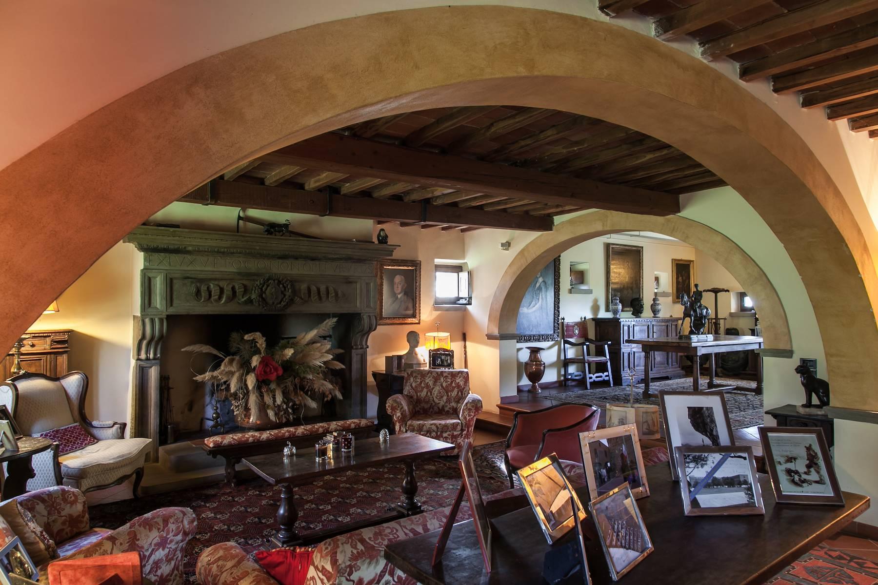 Villa in Vendita a Castiglion Fibocchi: 5 locali, 600 mq - Foto 14