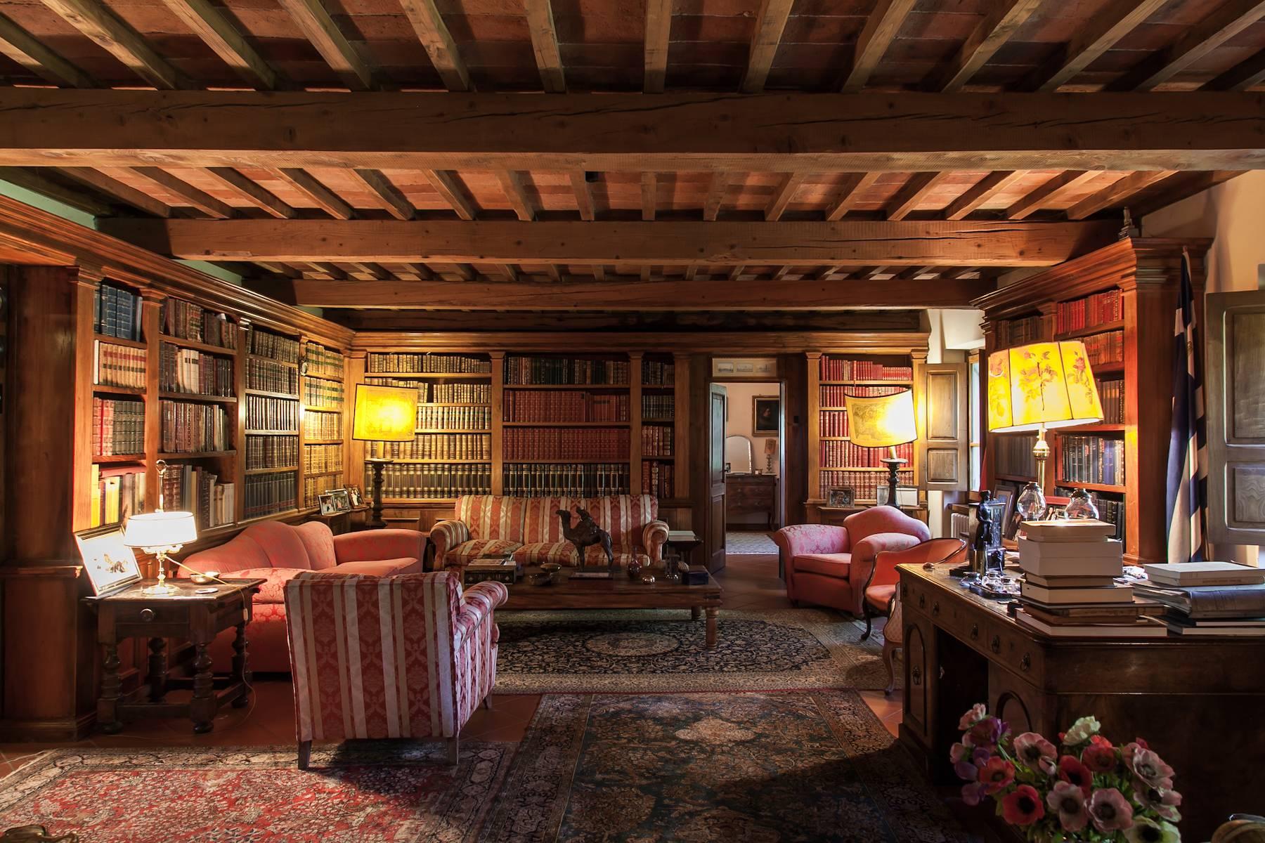 Villa in Vendita a Castiglion Fibocchi: 5 locali, 600 mq - Foto 11