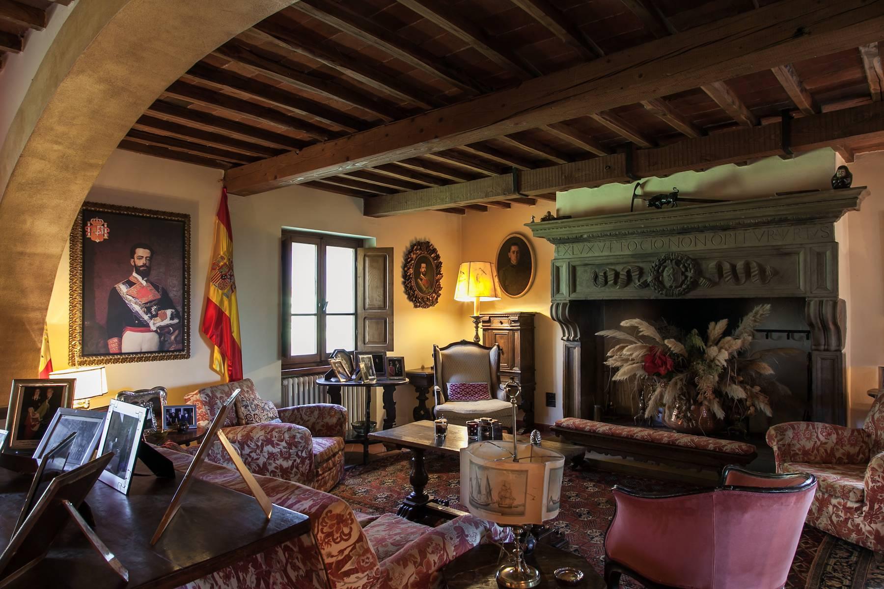 Villa in Vendita a Castiglion Fibocchi: 5 locali, 600 mq - Foto 12