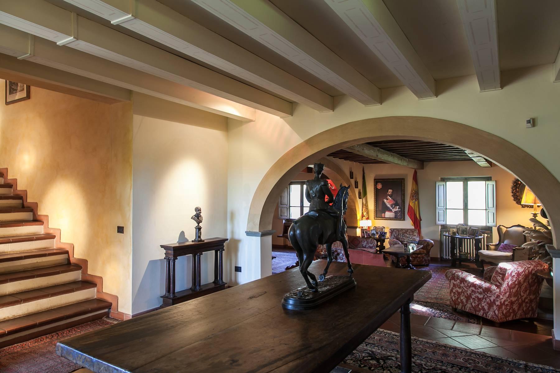 Villa in Vendita a Castiglion Fibocchi: 5 locali, 600 mq - Foto 13