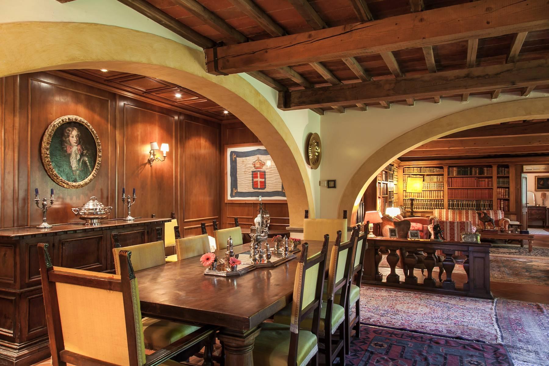 Villa in Vendita a Castiglion Fibocchi: 5 locali, 600 mq - Foto 16