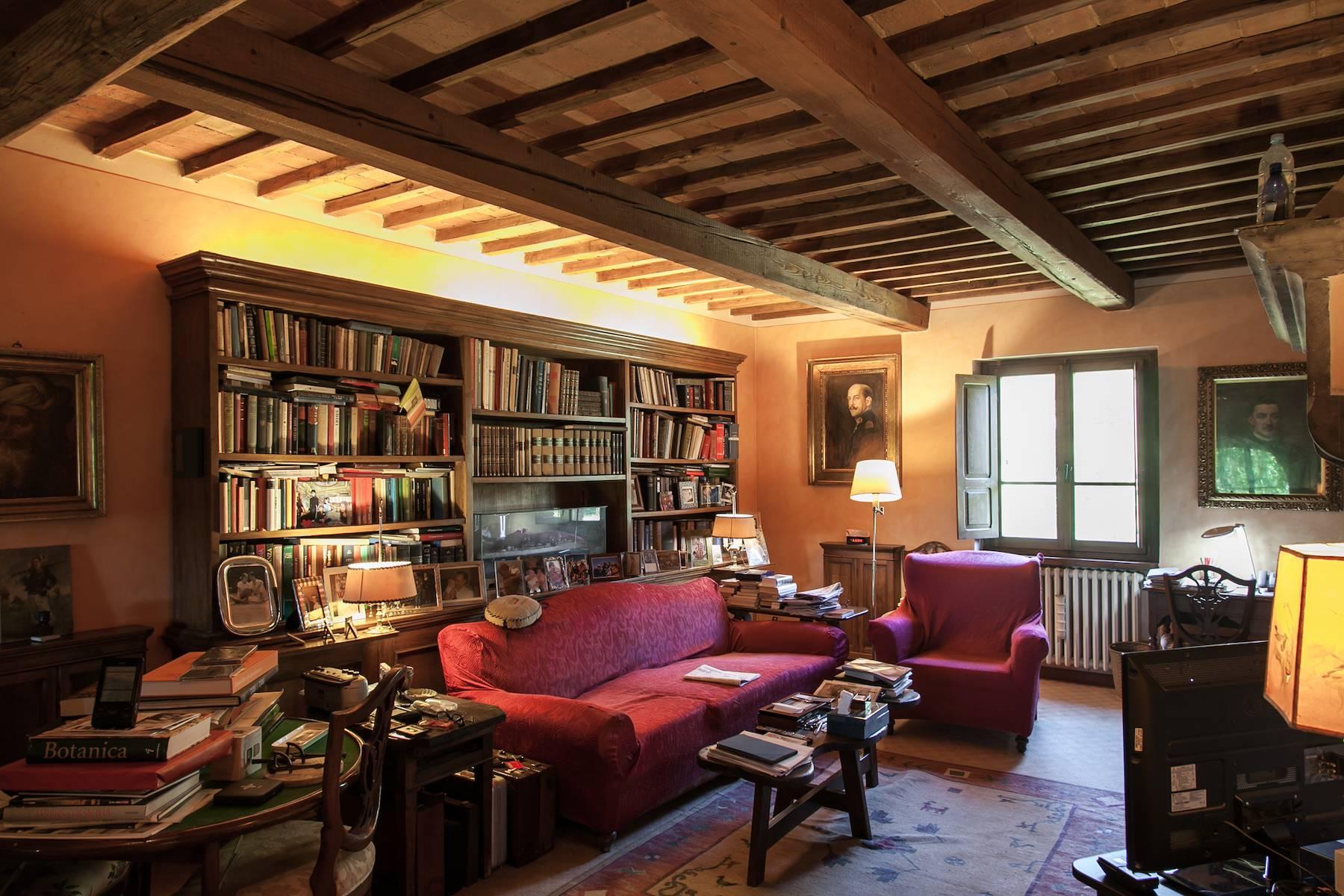 Villa in Vendita a Castiglion Fibocchi: 5 locali, 600 mq - Foto 21