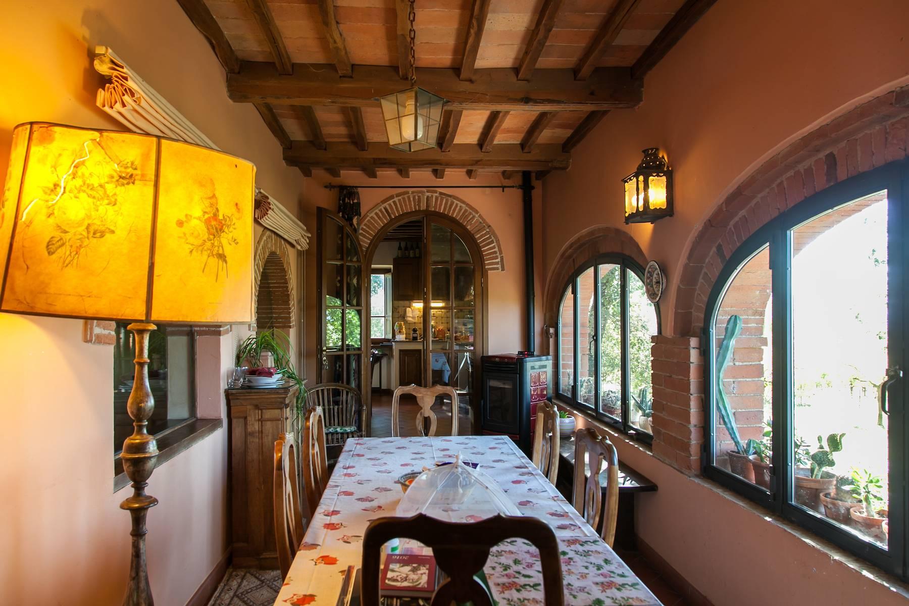 Villa in Vendita a Castiglion Fibocchi: 5 locali, 600 mq - Foto 22