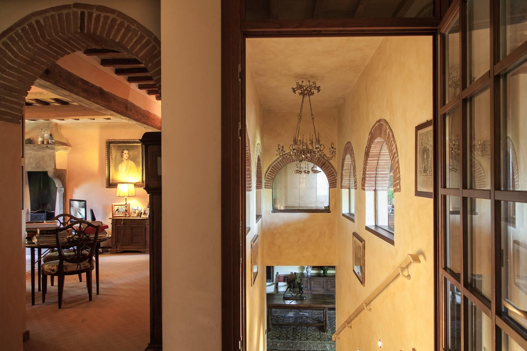 Villa in Vendita a Castiglion Fibocchi: 5 locali, 600 mq - Foto 26