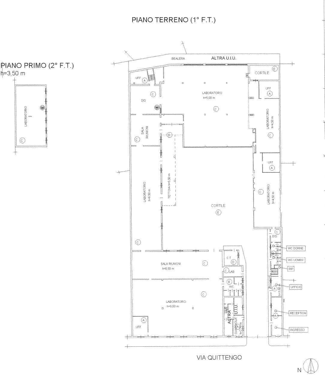 Palazzo in Vendita a Torino: 0 locali, 2208 mq - Foto 27