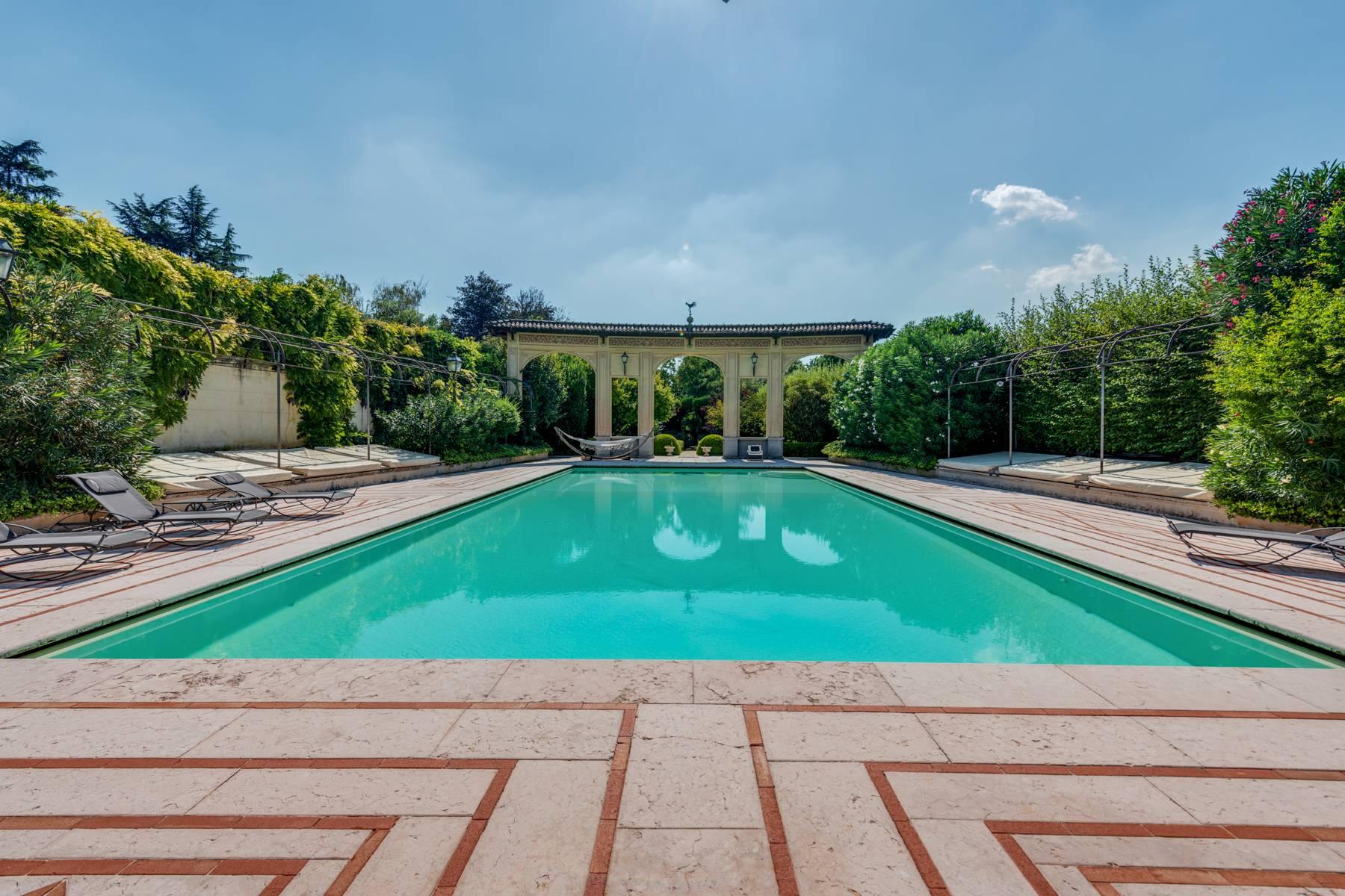 Villa in Vendita a Lonato: 5 locali, 2900 mq - Foto 6