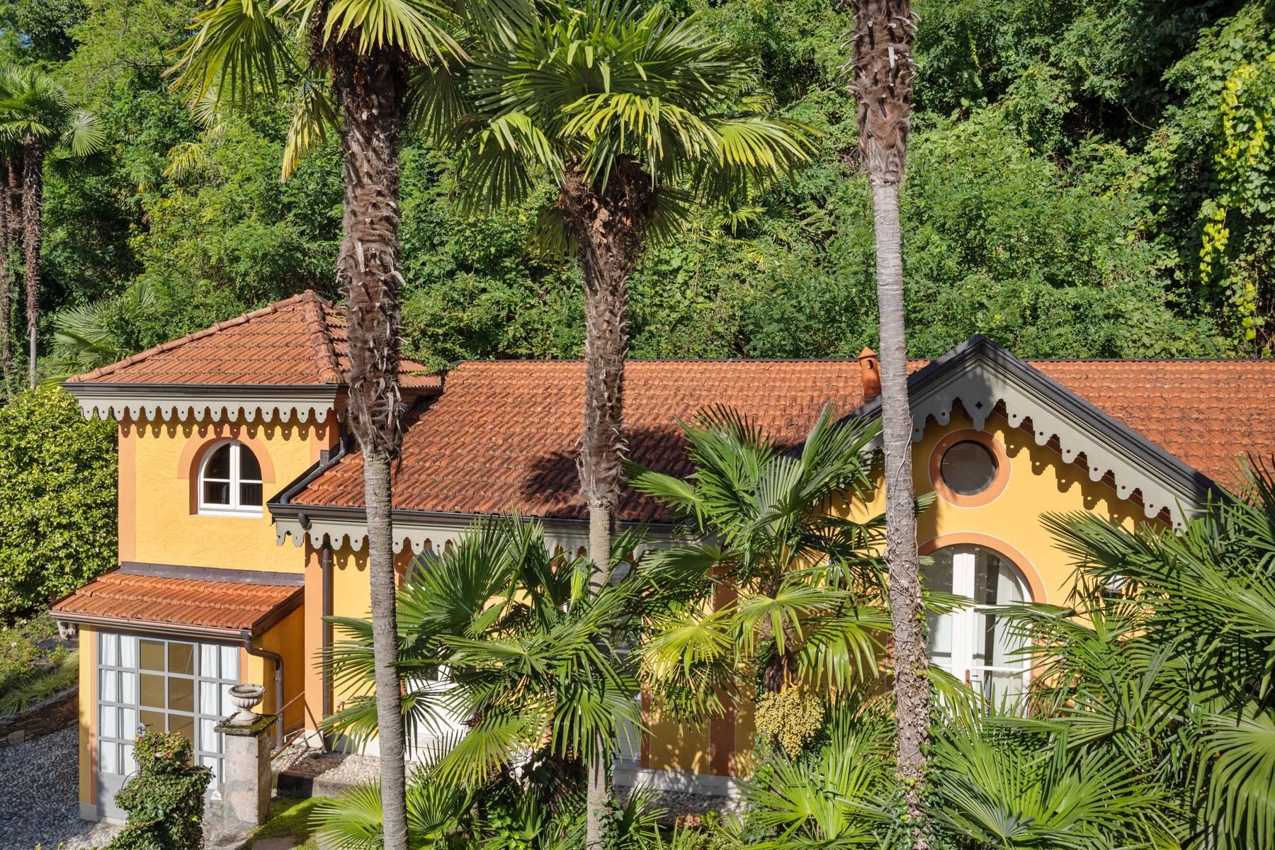 Villa in Vendita a Ghiffa: 5 locali, 2000 mq - Foto 9