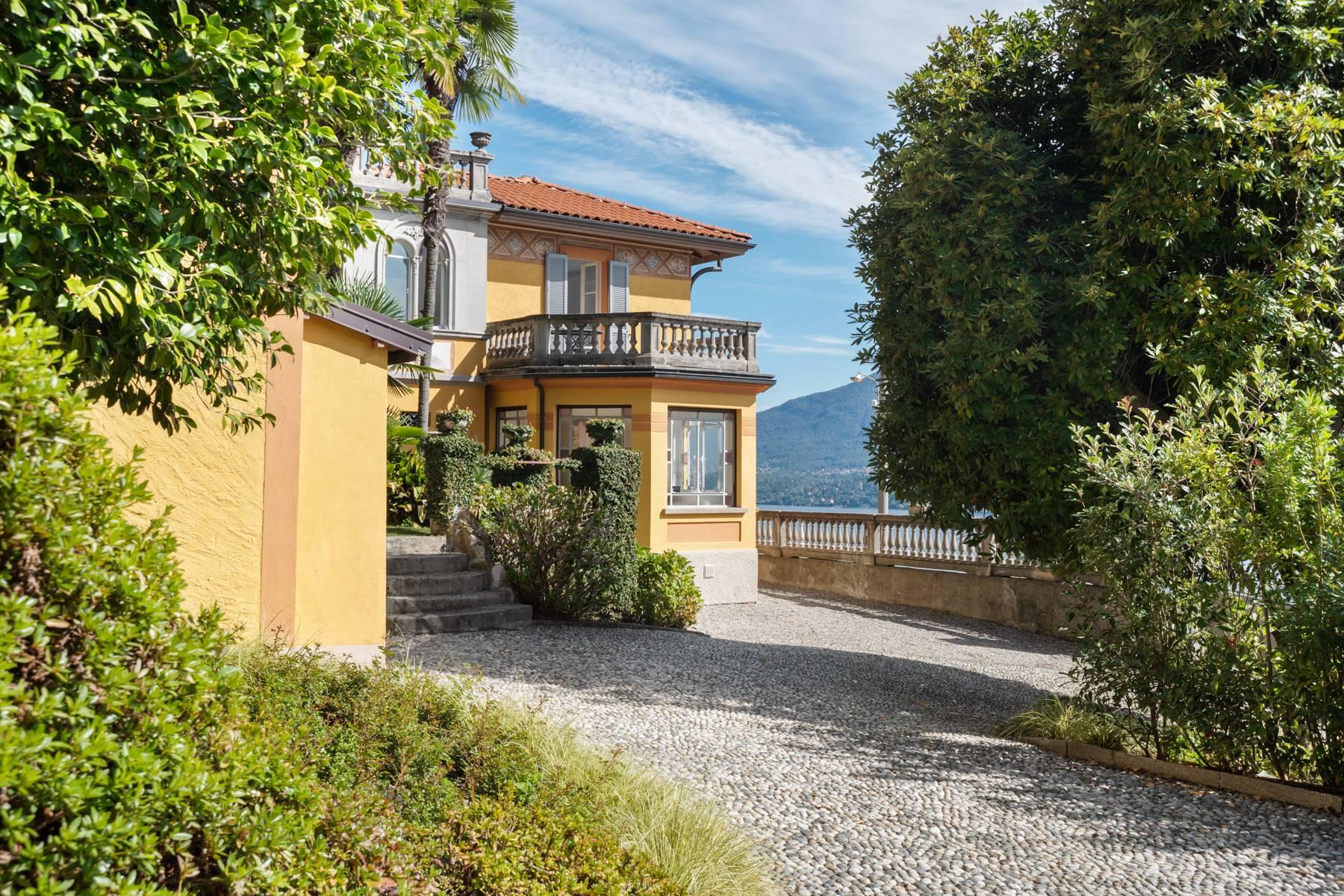 Villa in Vendita a Ghiffa: 5 locali, 2000 mq - Foto 8
