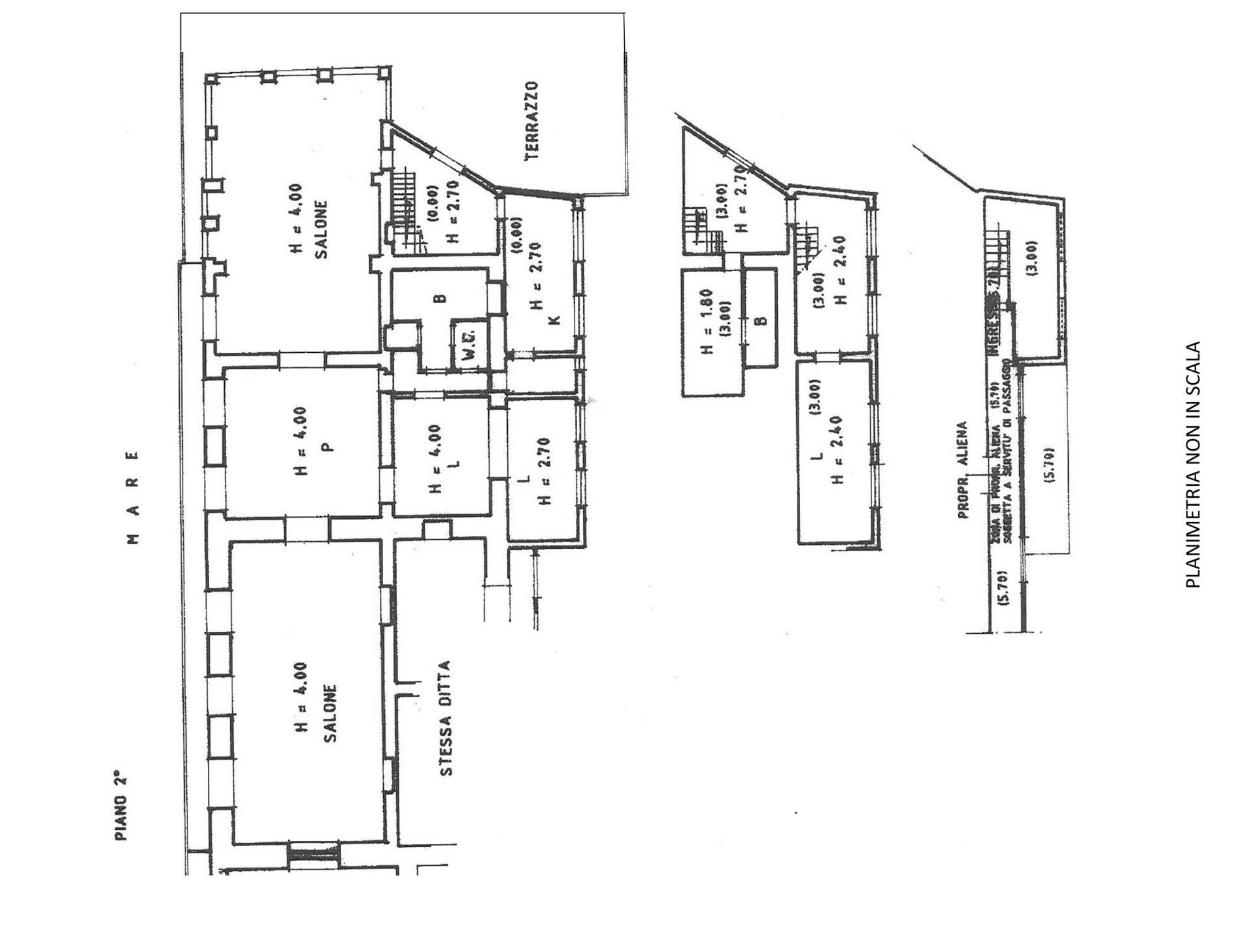 Appartamento in Vendita a Napoli: 5 locali, 450 mq - Foto 23
