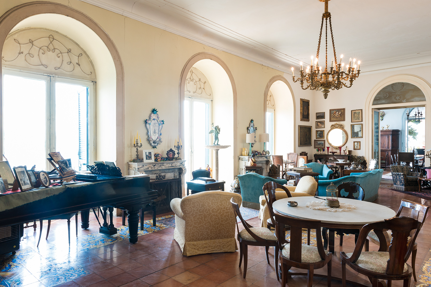 Appartamento in Vendita a Napoli: 5 locali, 450 mq - Foto 13