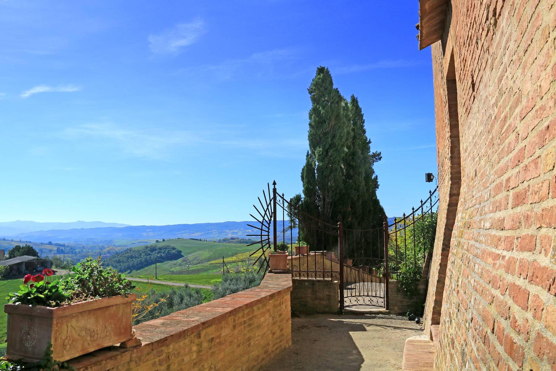 Villa in Vendita a Montalcino: 5 locali, 3800 mq - Foto 4