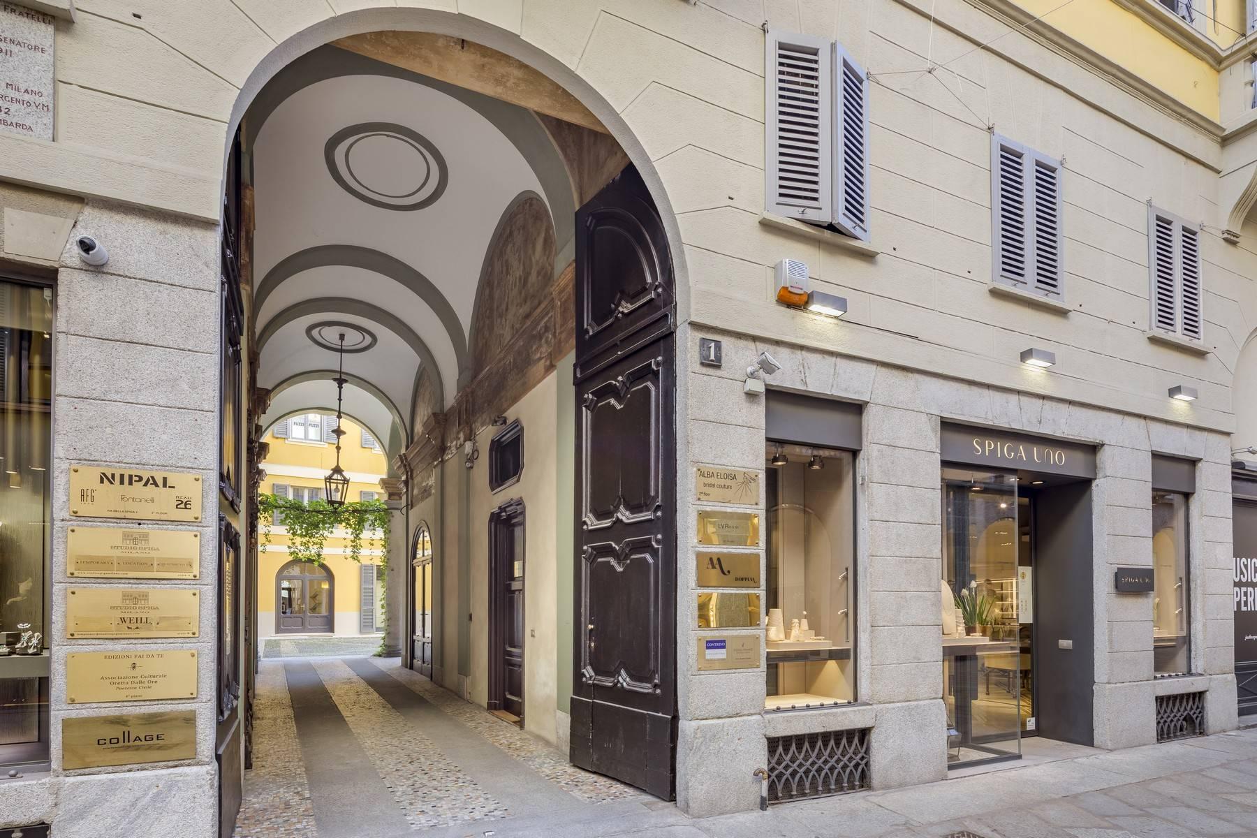 Negozio-locale in Affitto a Milano: 2 locali, 100 mq - Foto 26