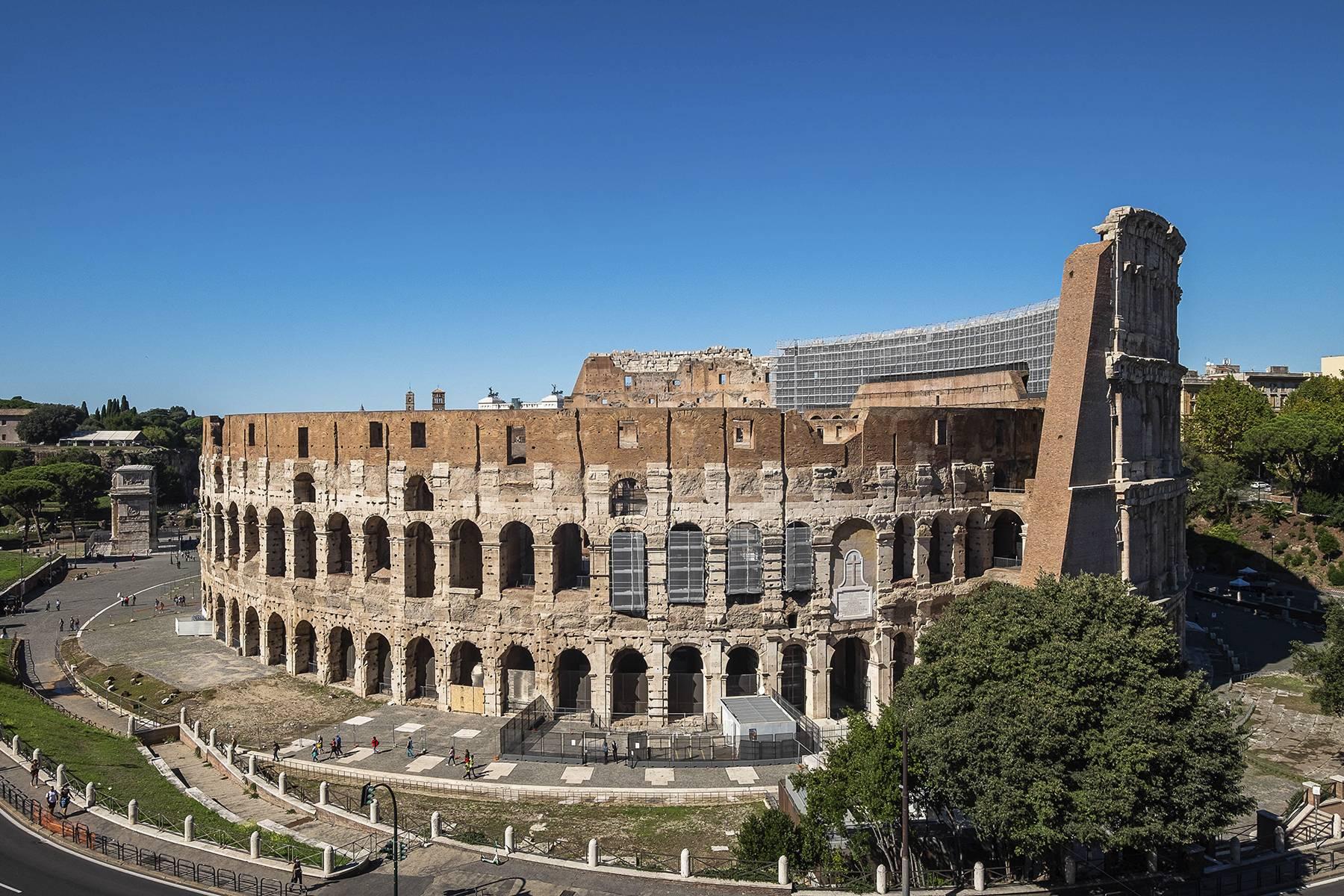 Appartamento in Affitto a Roma piazza del colosseo