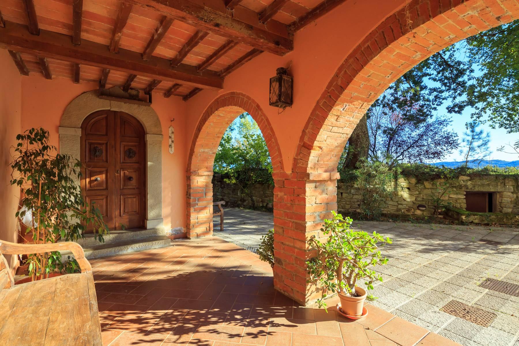Villa in Vendita a Castiglion Fibocchi: 5 locali, 600 mq - Foto 7