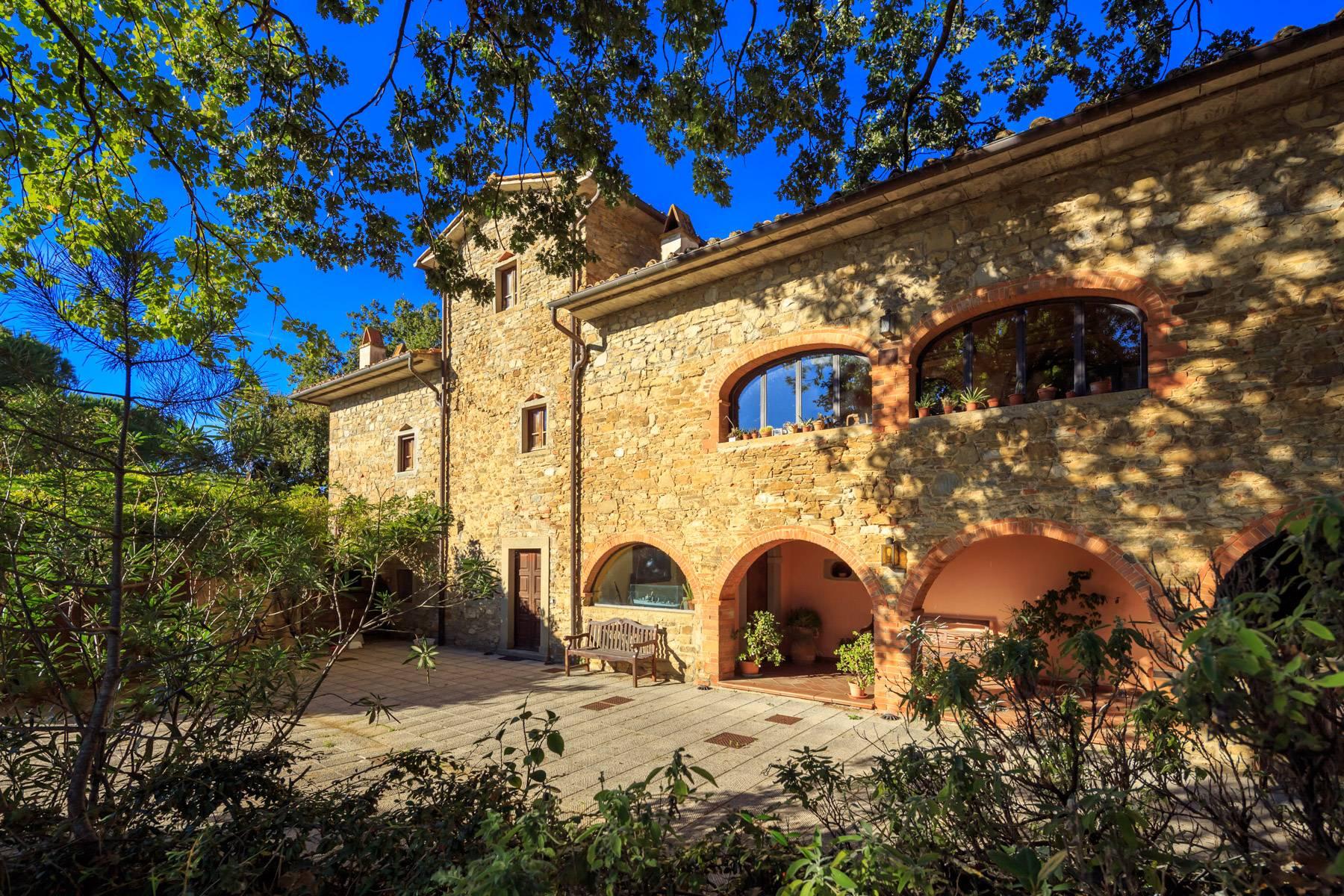 Villa in Vendita a Castiglion Fibocchi: 5 locali, 600 mq - Foto 6