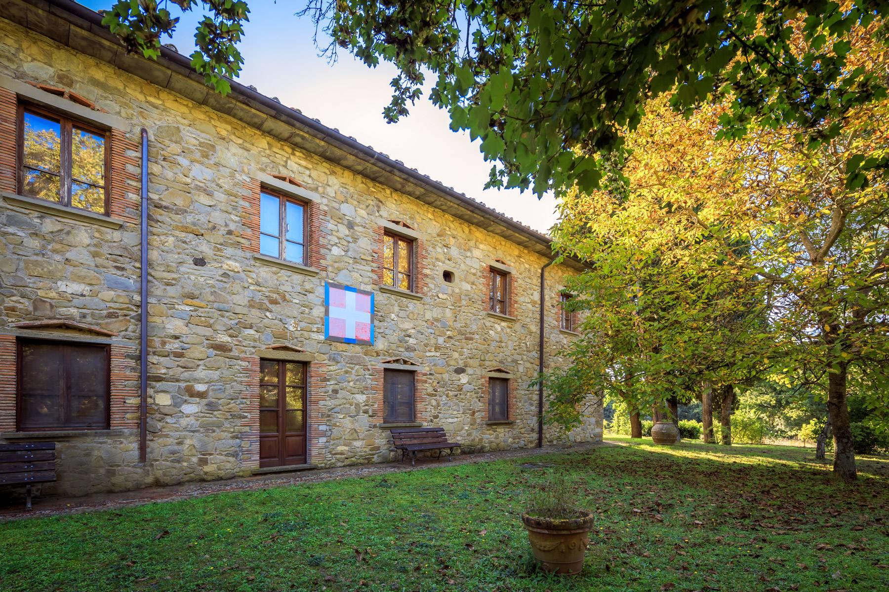 Villa in Vendita a Castiglion Fibocchi: 5 locali, 600 mq - Foto 4