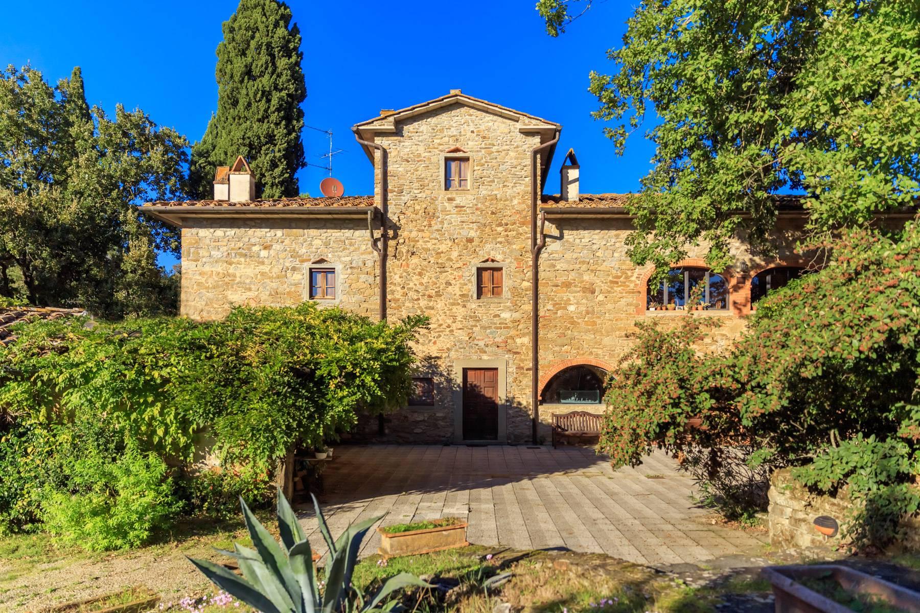 Villa in Vendita a Castiglion Fibocchi: 5 locali, 600 mq - Foto 1