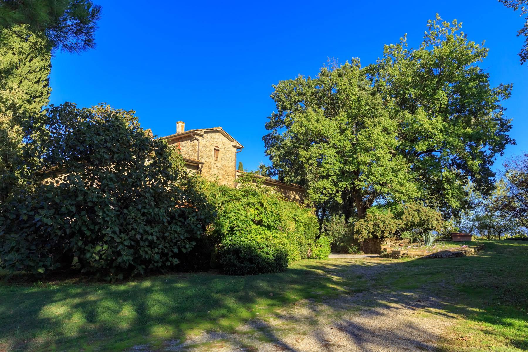 Villa in Vendita a Castiglion Fibocchi: 5 locali, 600 mq - Foto 3