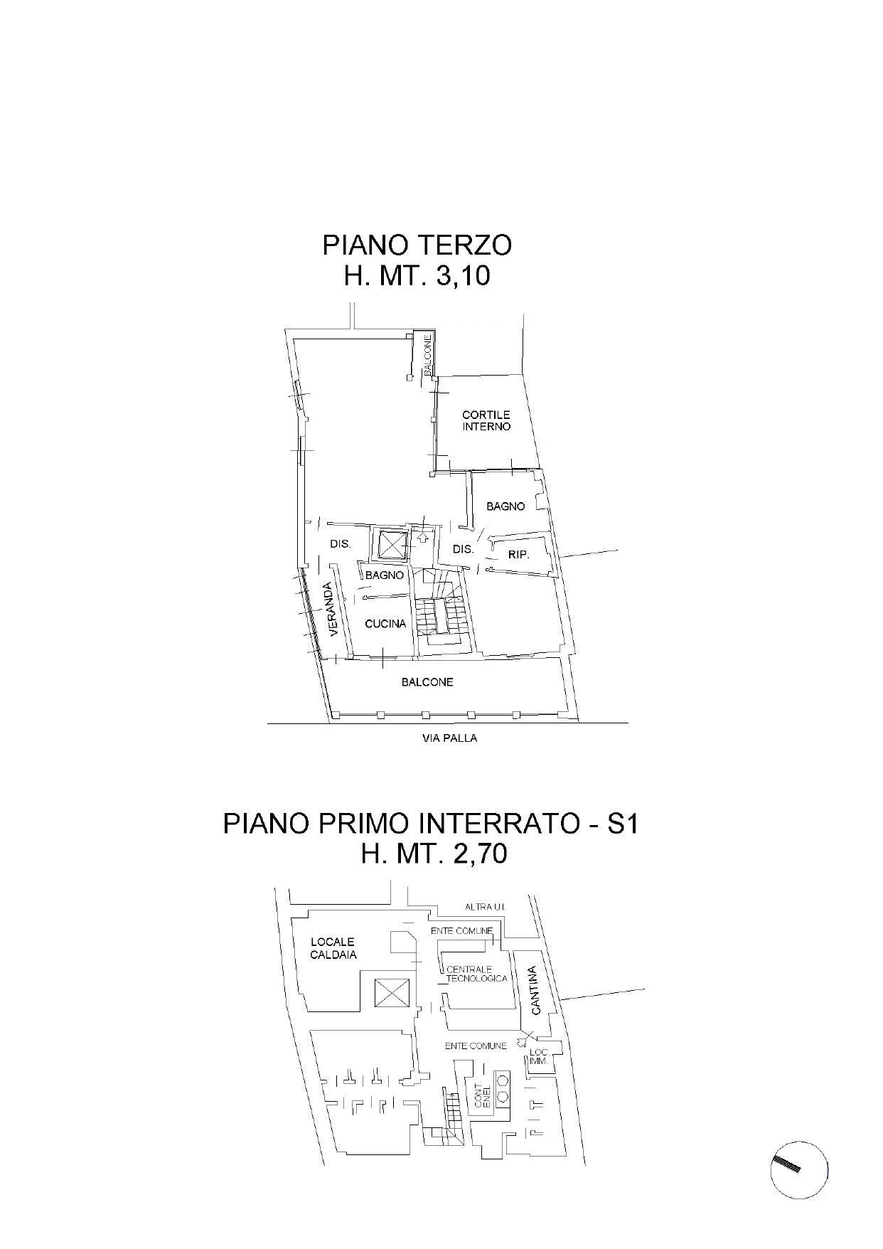 Appartamento in Vendita a Milano: 3 locali, 150 mq - Foto 19