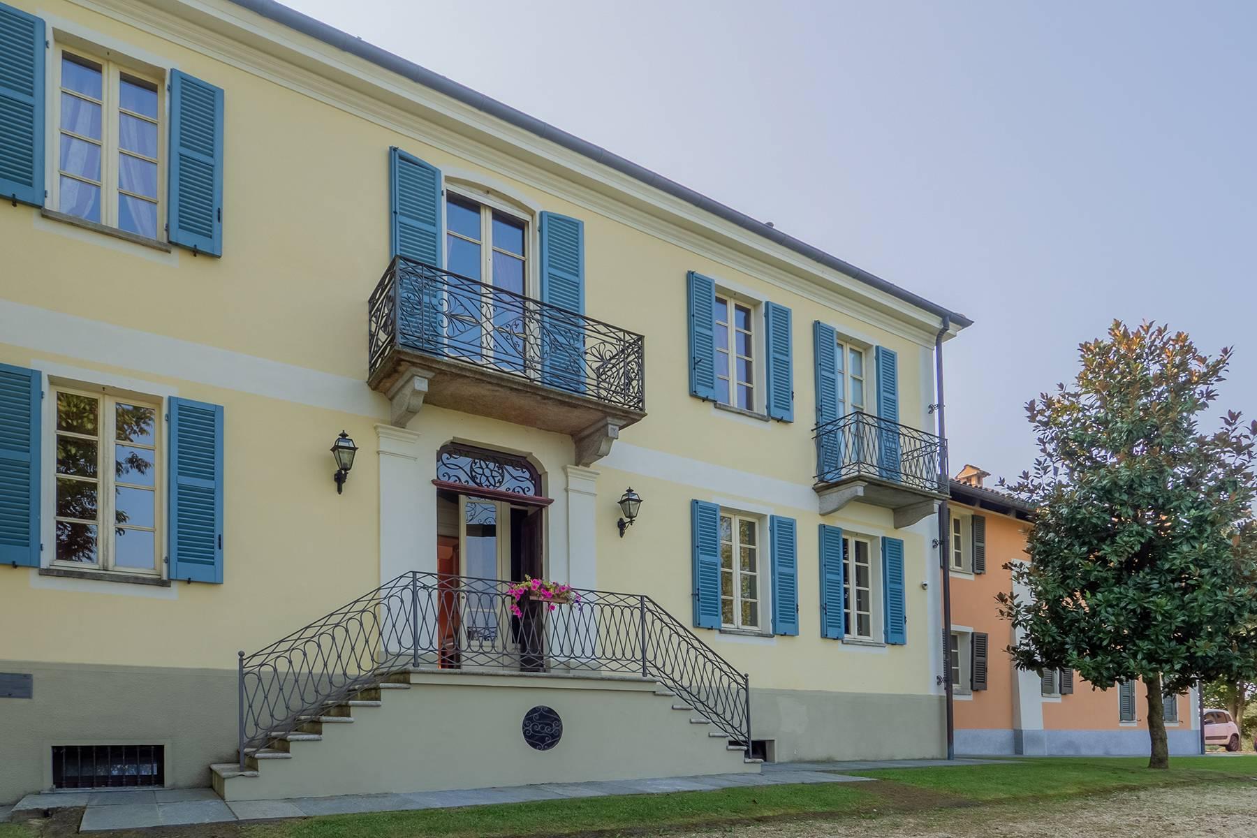 Villa in Vendita a Asti regione monteratto
