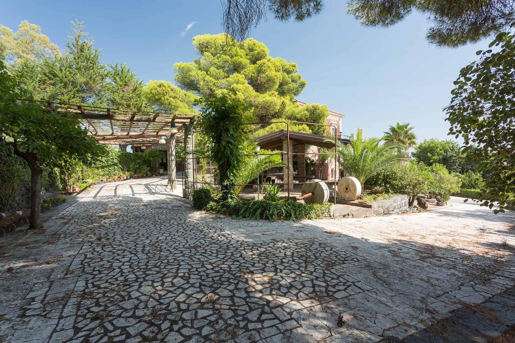 Villa in Vendita a Piedimonte Etneo: 5 locali, 1170 mq - Foto 4