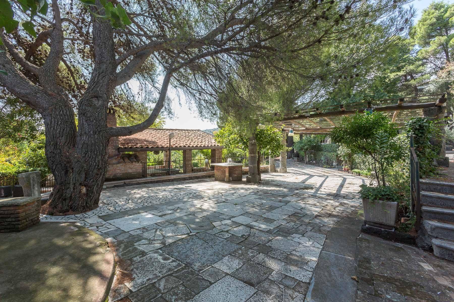 Villa in Vendita a Piedimonte Etneo: 5 locali, 1170 mq - Foto 28