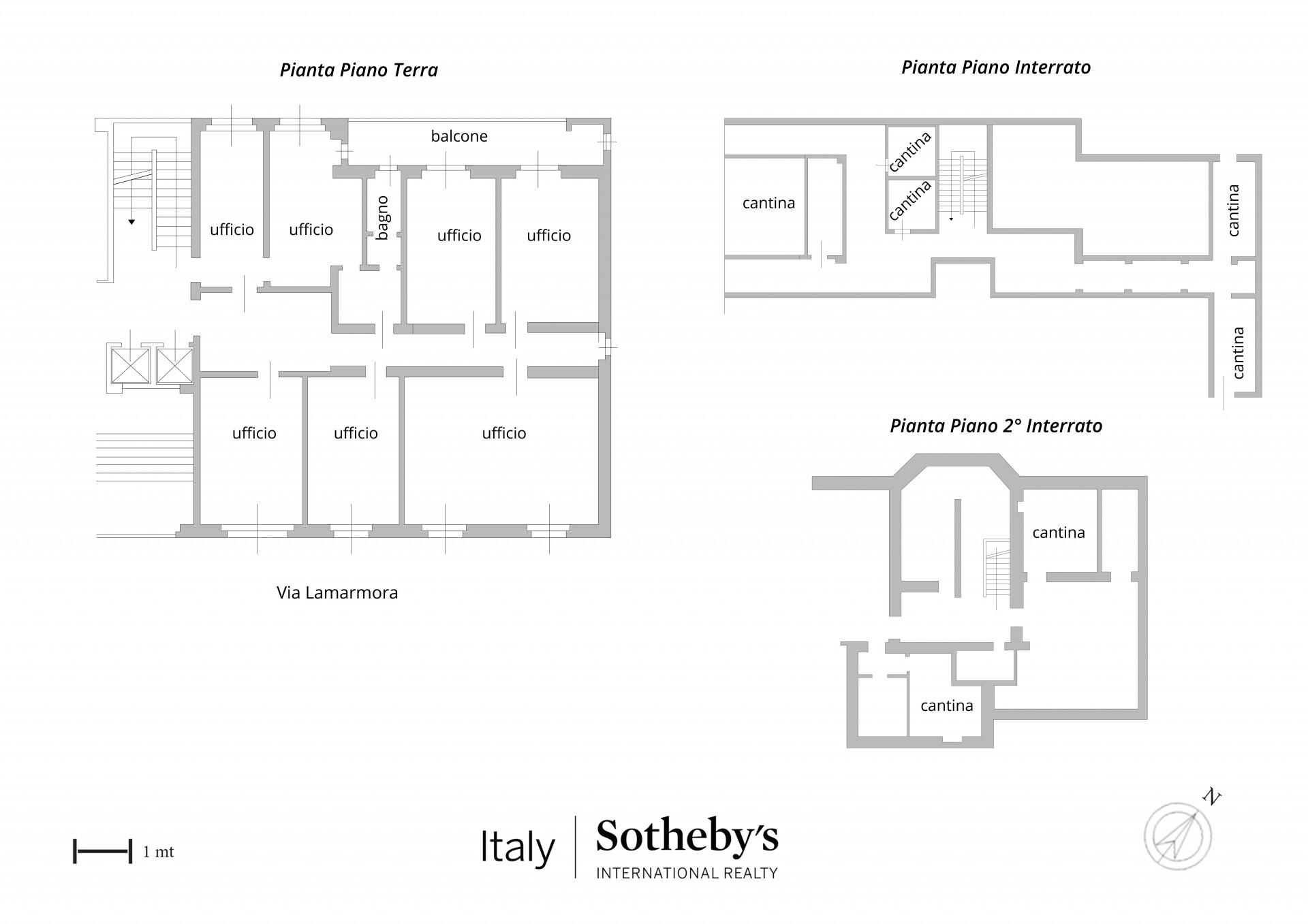 Ufficio-studio in Vendita a Torino: 4 locali, 224 mq - Foto 20