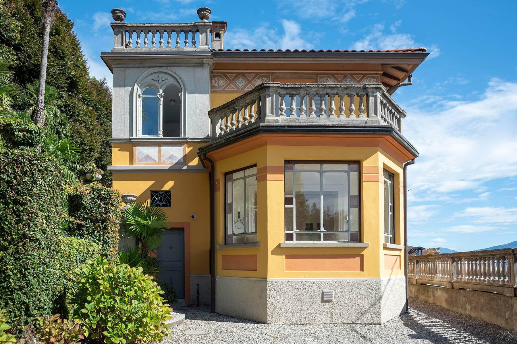 Villa in Vendita a Ghiffa: 5 locali, 2000 mq - Foto 5