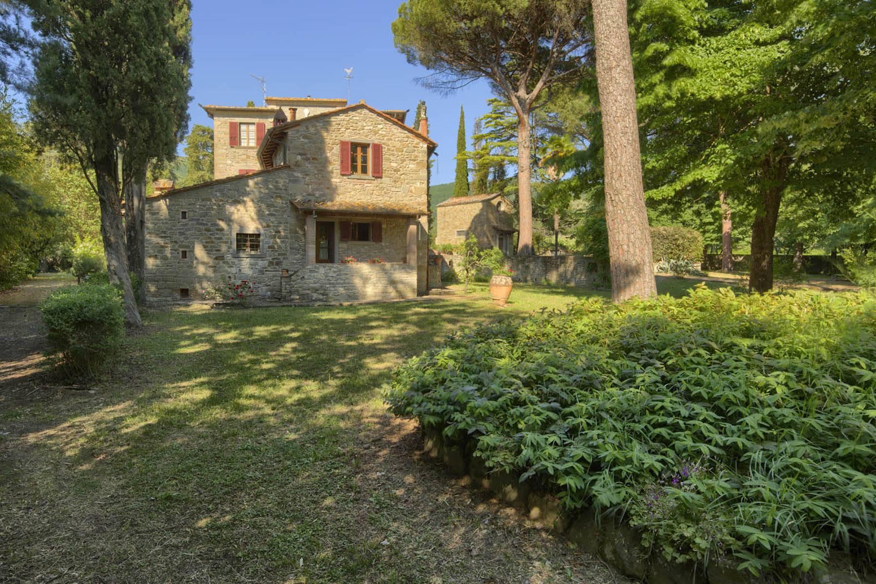 Villa in Vendita a Cortona: 5 locali, 985 mq - Foto 4