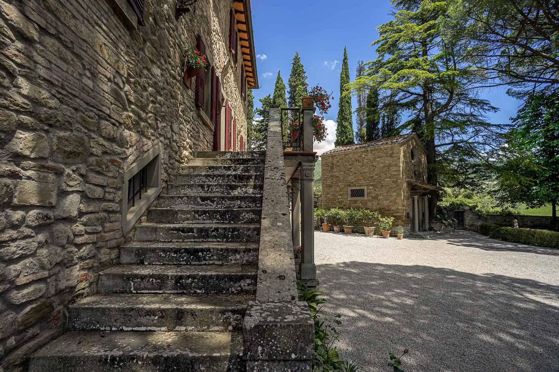 Villa in Vendita a Cortona: 5 locali, 985 mq - Foto 6