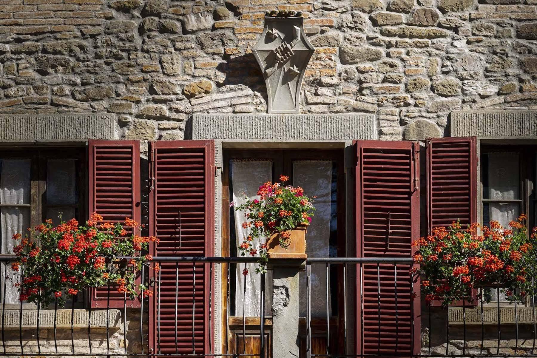 Villa in Vendita a Cortona: 5 locali, 985 mq - Foto 7