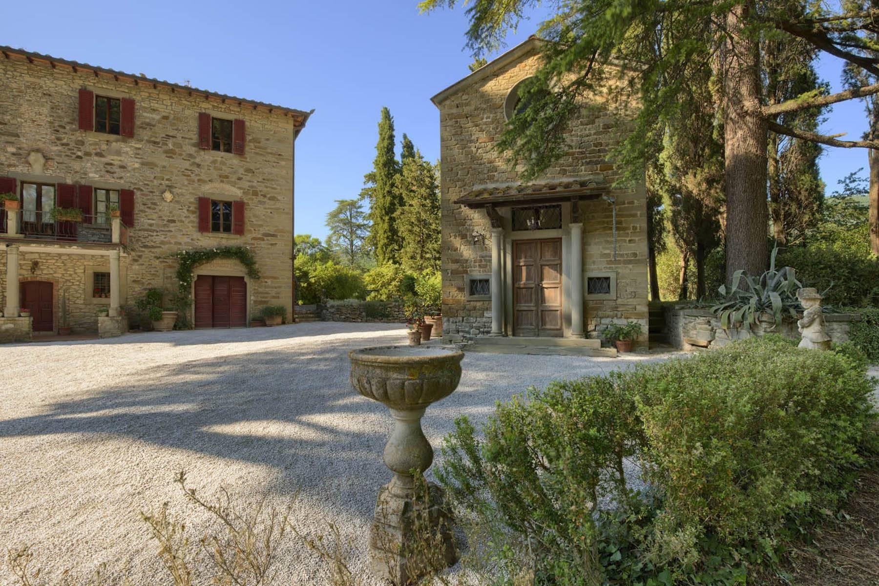 Villa in Vendita a Cortona: 5 locali, 985 mq - Foto 5