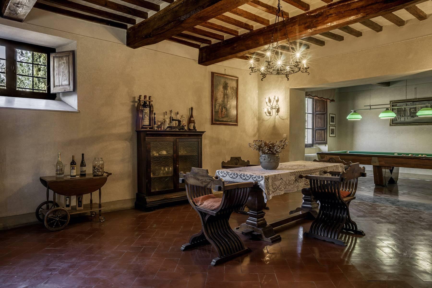 Villa in Vendita a Cortona: 5 locali, 985 mq - Foto 12