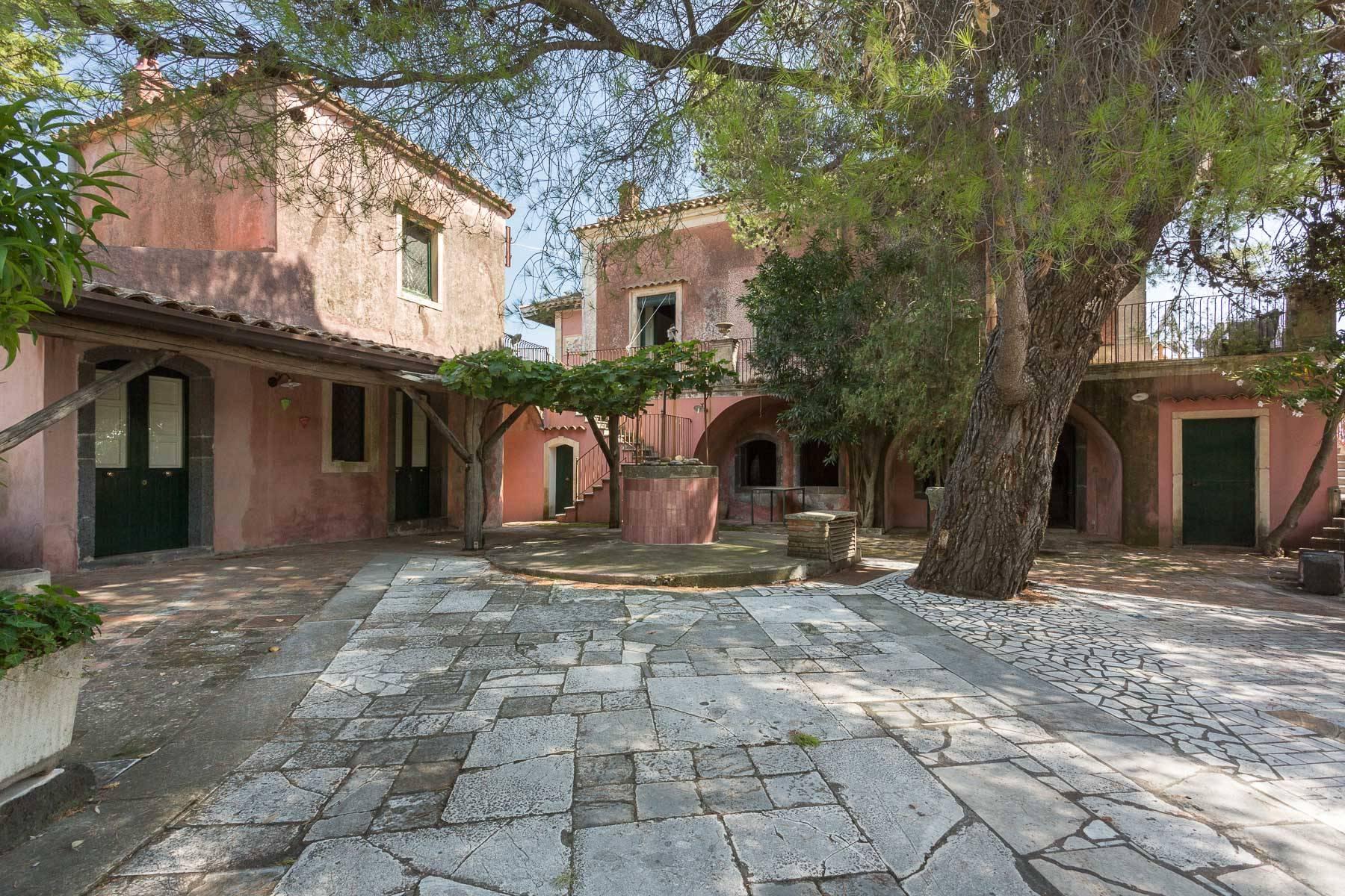Villa in Vendita a Piedimonte Etneo: 5 locali, 1170 mq - Foto 6