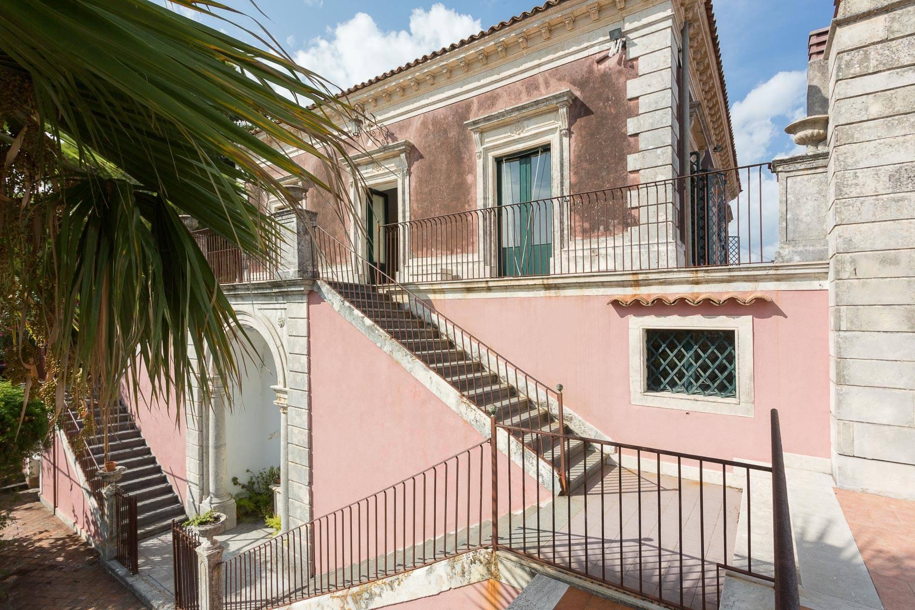 Villa in Vendita a Piedimonte Etneo: 5 locali, 1170 mq - Foto 23