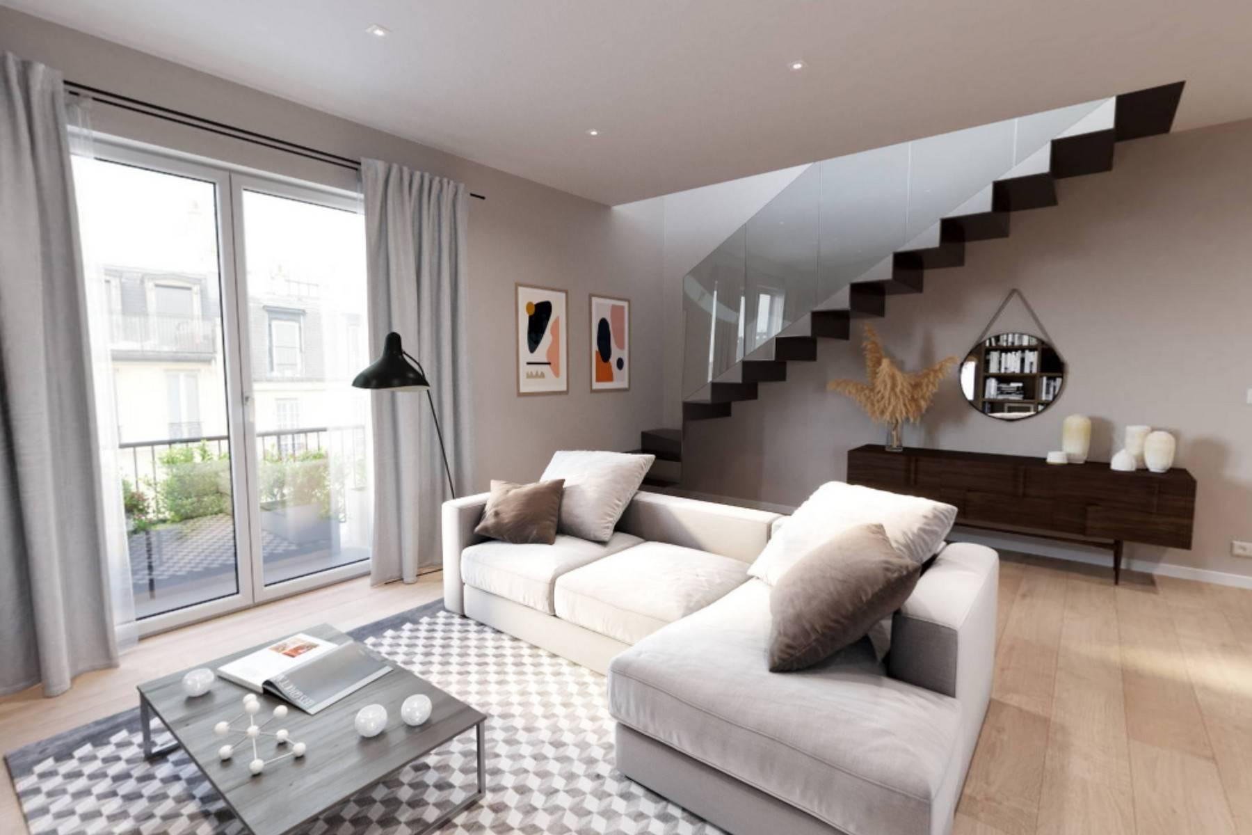Appartamento in Vendita a Torino: 5 locali, 246 mq - Foto 2