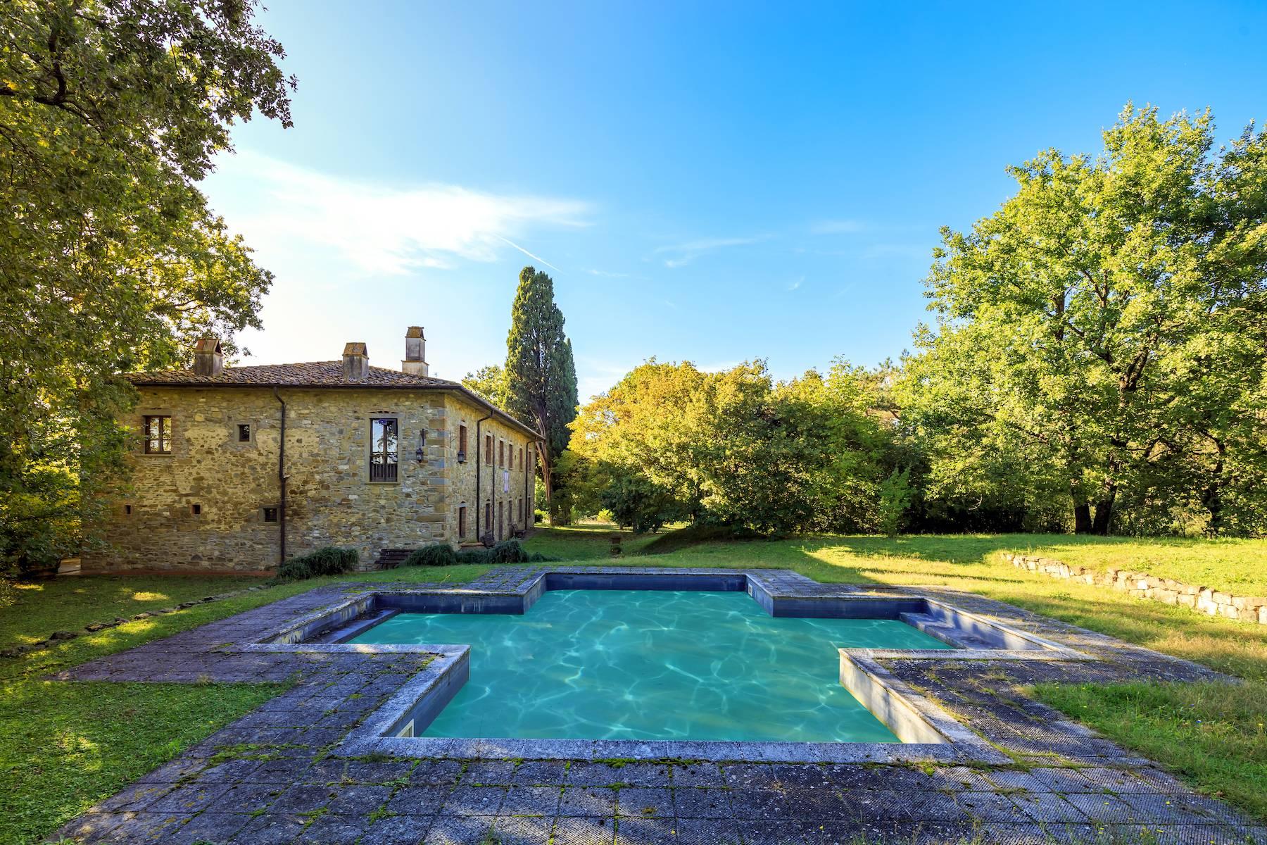 Villa in Vendita a Castiglion Fibocchi: 5 locali, 600 mq - Foto 5