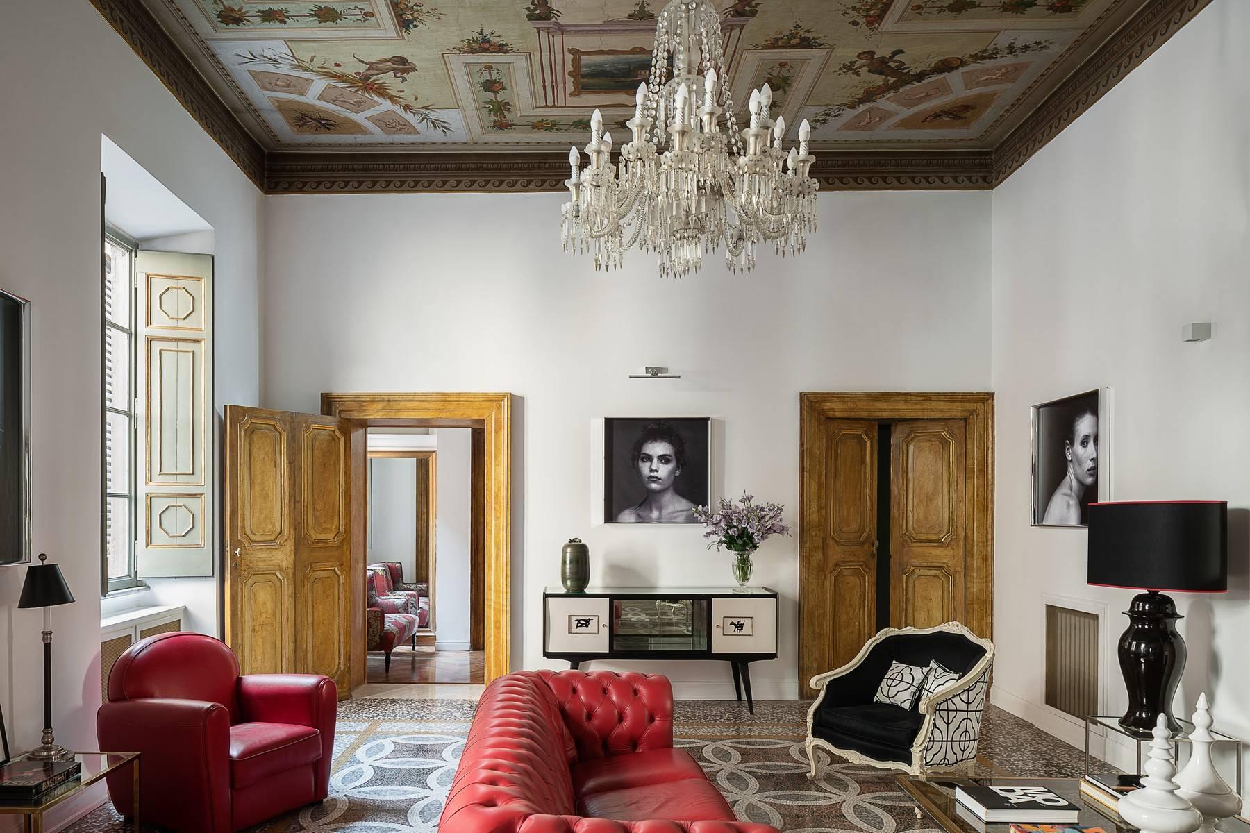 Appartamento in Affitto a Roma via della fontanella di borghese