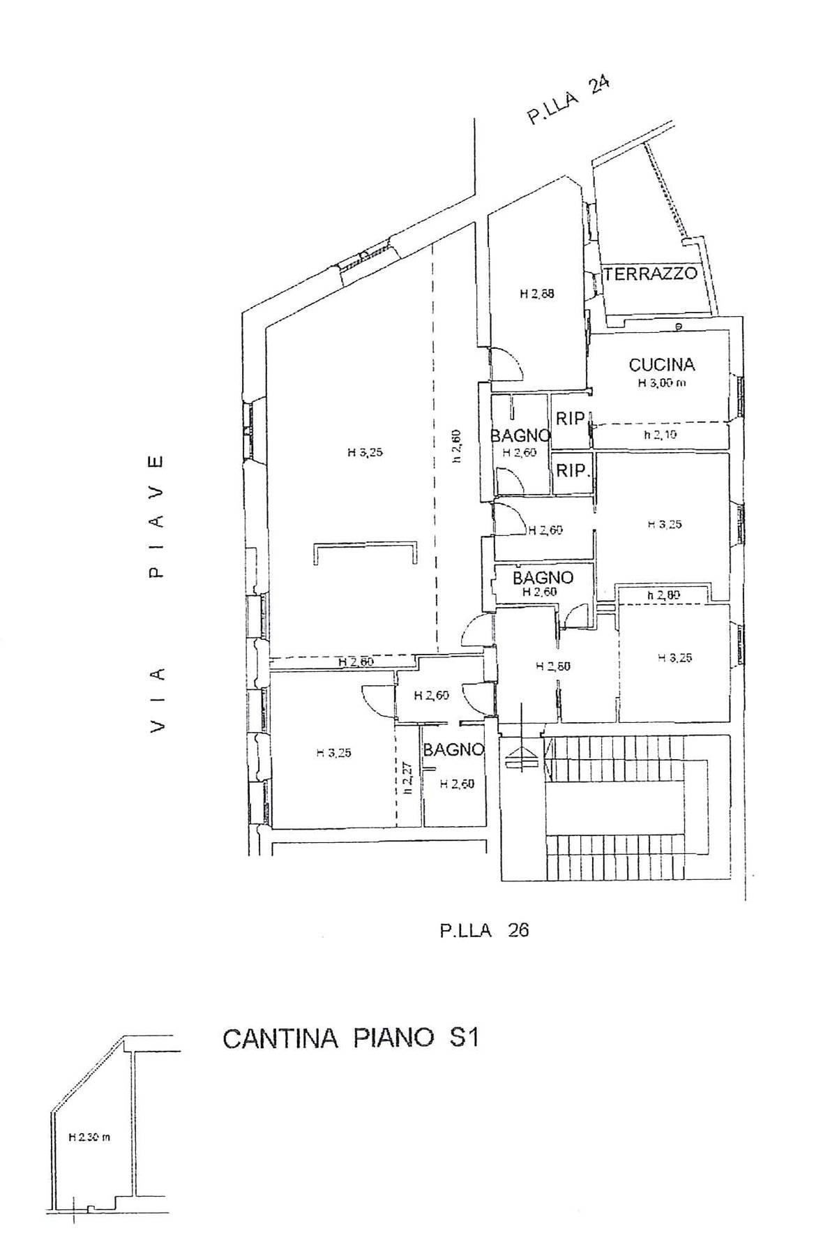 Attico in Vendita a Roma: 5 locali, 205 mq - Foto 21