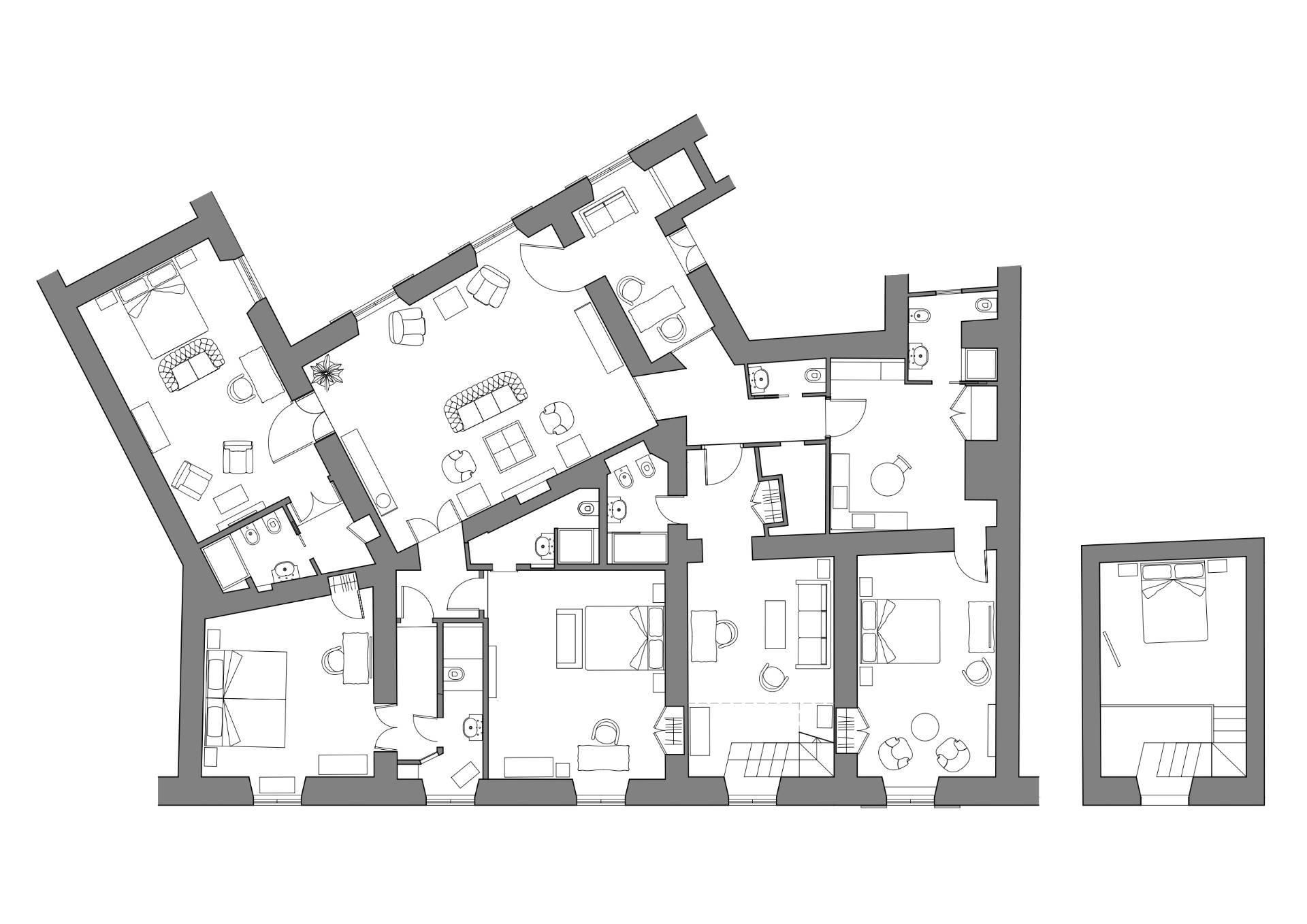 Appartamento in Affitto a Roma: 5 locali, 300 mq - Foto 30