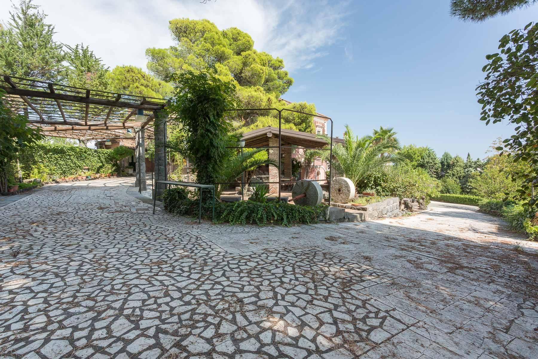 Villa in Vendita a Piedimonte Etneo: 5 locali, 1170 mq - Foto 21