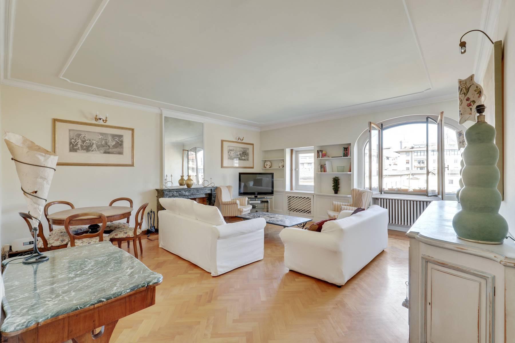 Appartamento in Vendita a Firenze: 5 locali, 140 mq - Foto 2